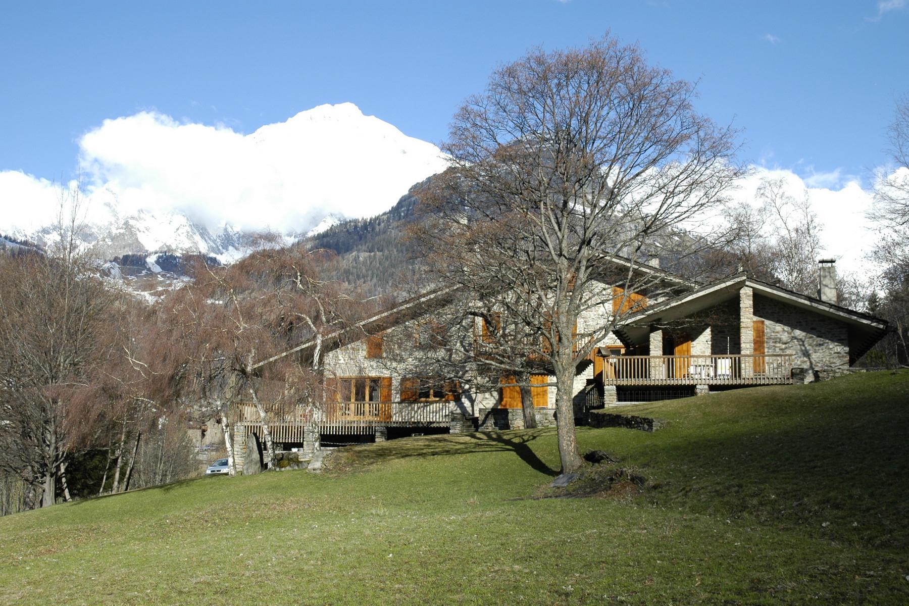 Villa in Vendita a Pre'-Saint-Didier: 5 locali, 700 mq - Foto 19