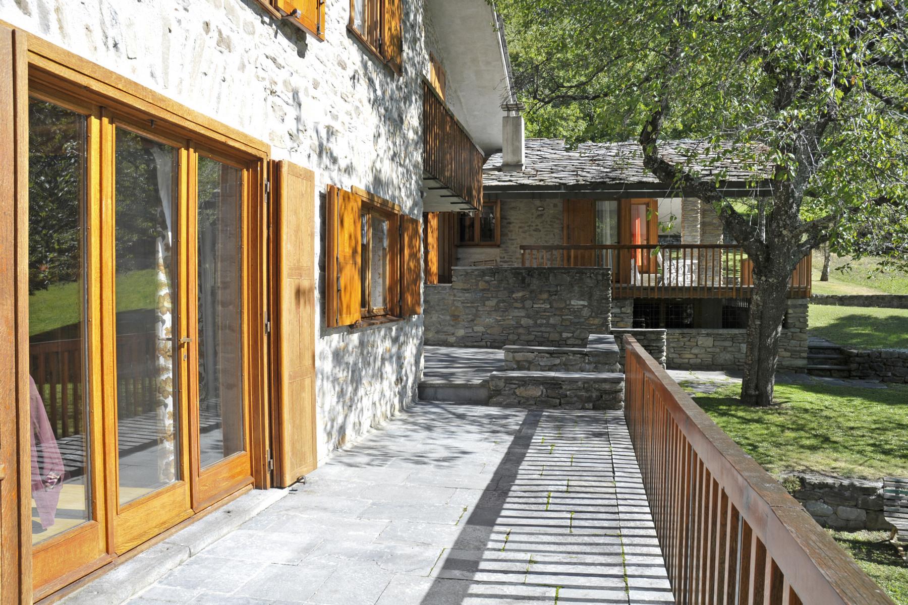 Villa in Vendita a Pre'-Saint-Didier: 5 locali, 700 mq - Foto 4