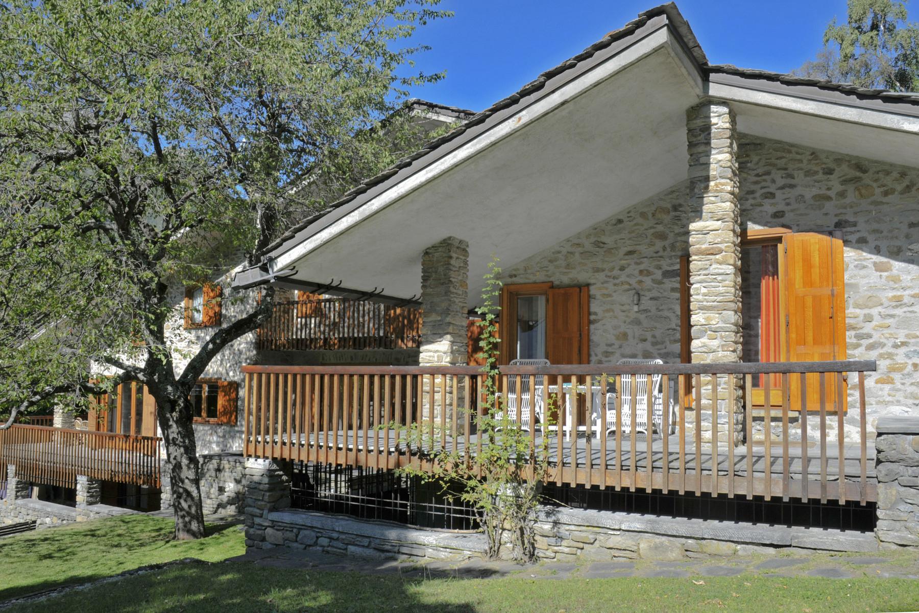 Villa in Vendita a Pre'-Saint-Didier: 5 locali, 700 mq - Foto 6