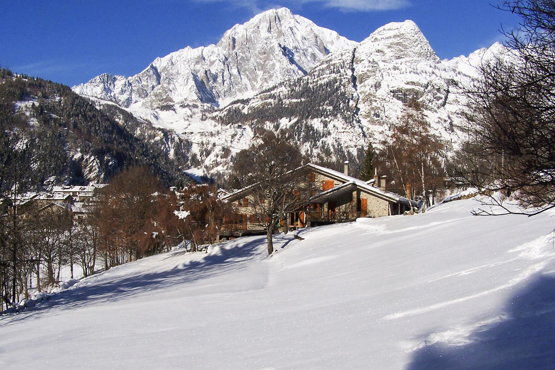 Villa in Vendita a Pre'-Saint-Didier: 5 locali, 700 mq - Foto 21