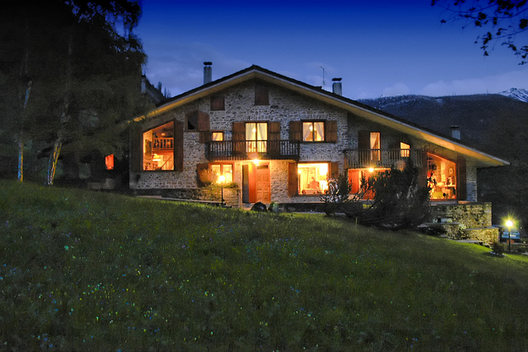 Villa in Vendita a Pre'-Saint-Didier: 5 locali, 700 mq - Foto 20