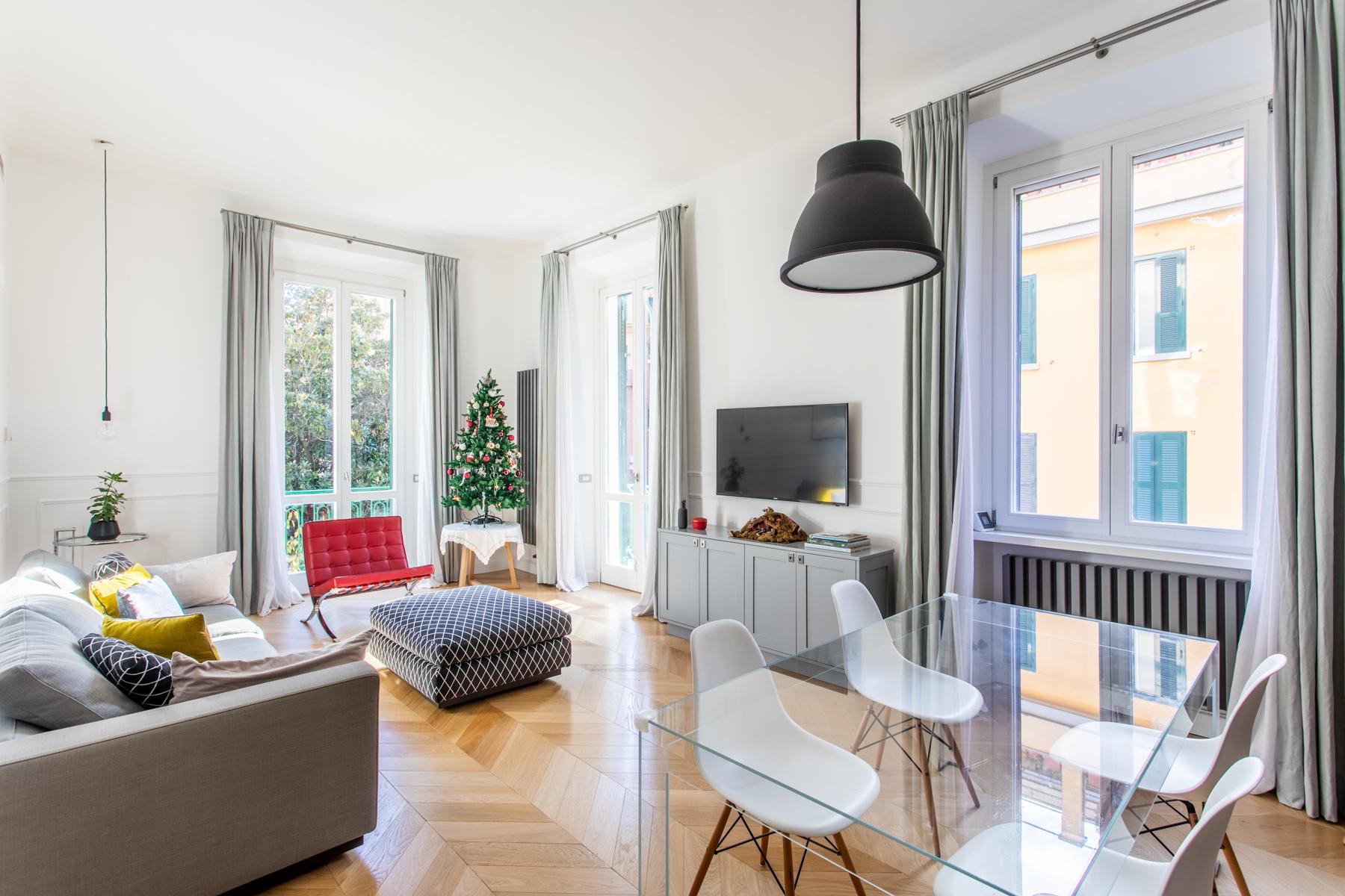 Appartamento in Vendita a Roma 02 Parioli / Pinciano / Flaminio: 5 locali, 132 mq