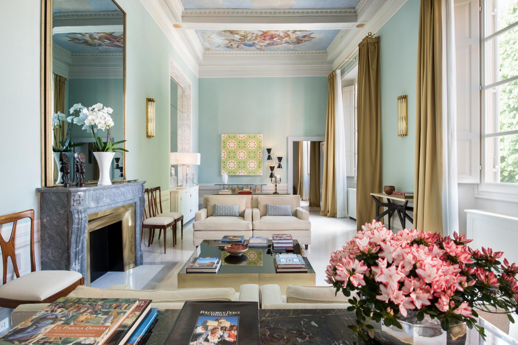 Appartamento in Vendita a Firenze Centro: 5 locali, 260 mq