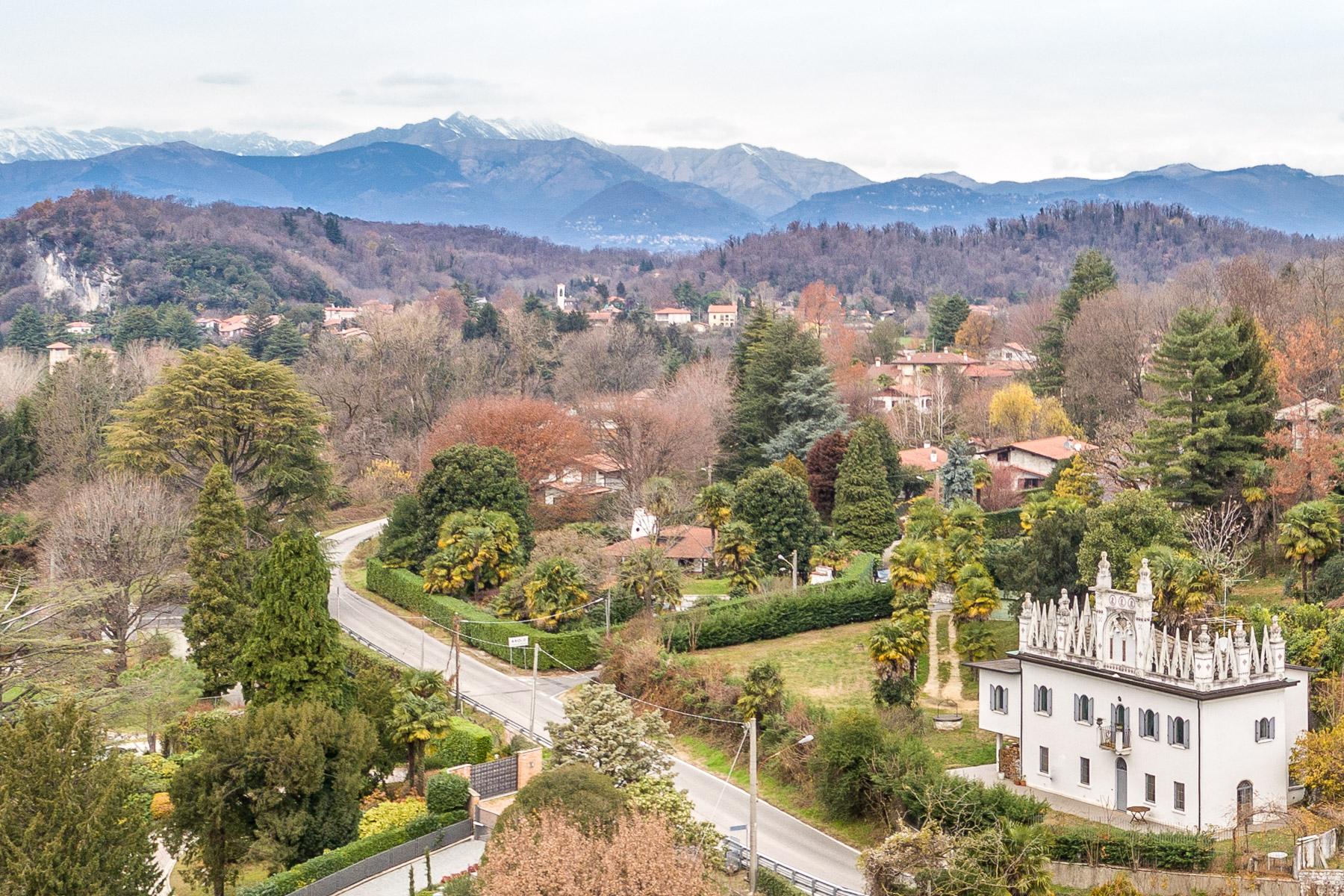 Villa in Vendita a Leggiuno: 5 locali, 350 mq - Foto 17