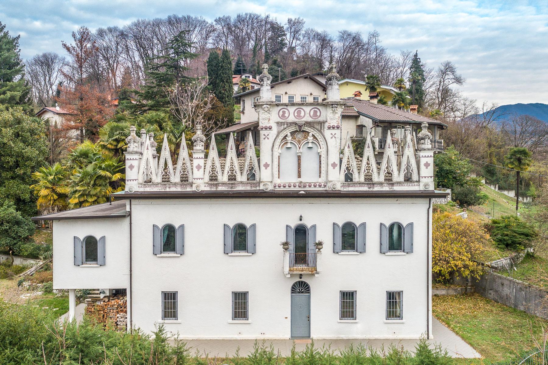 Villa in Vendita a Leggiuno: 5 locali, 350 mq - Foto 5