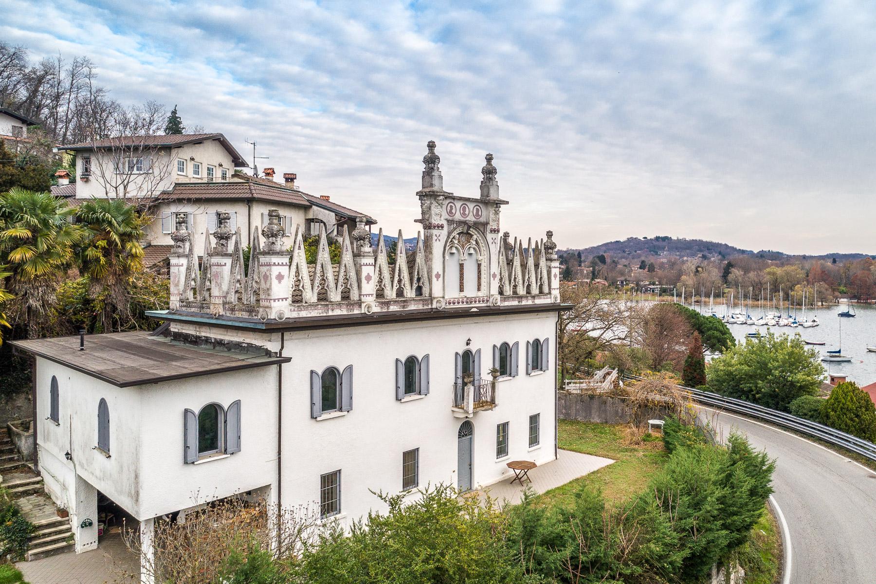 Villa in Vendita a Leggiuno: 5 locali, 350 mq - Foto 6