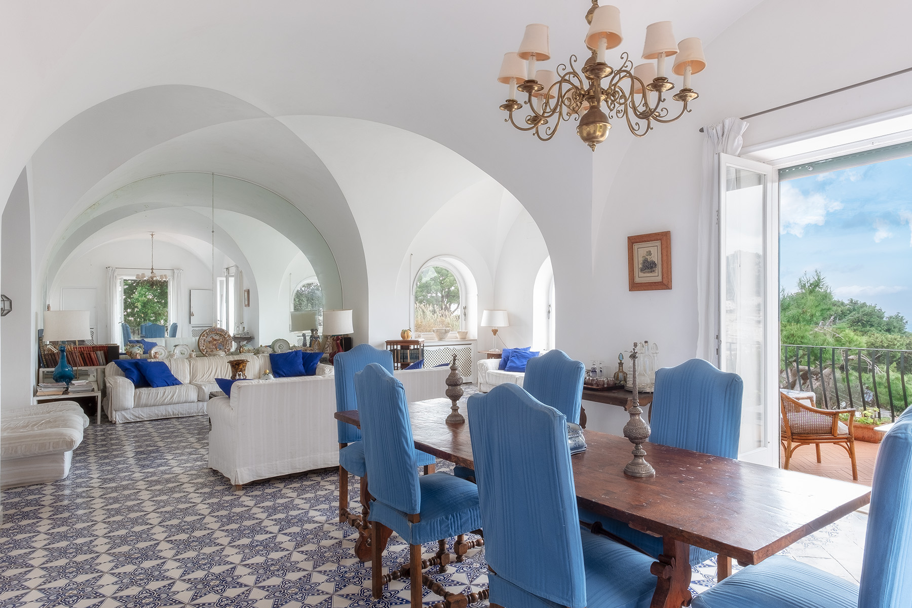 Villa in Vendita a Capri: 5 locali, 500 mq - Foto 19