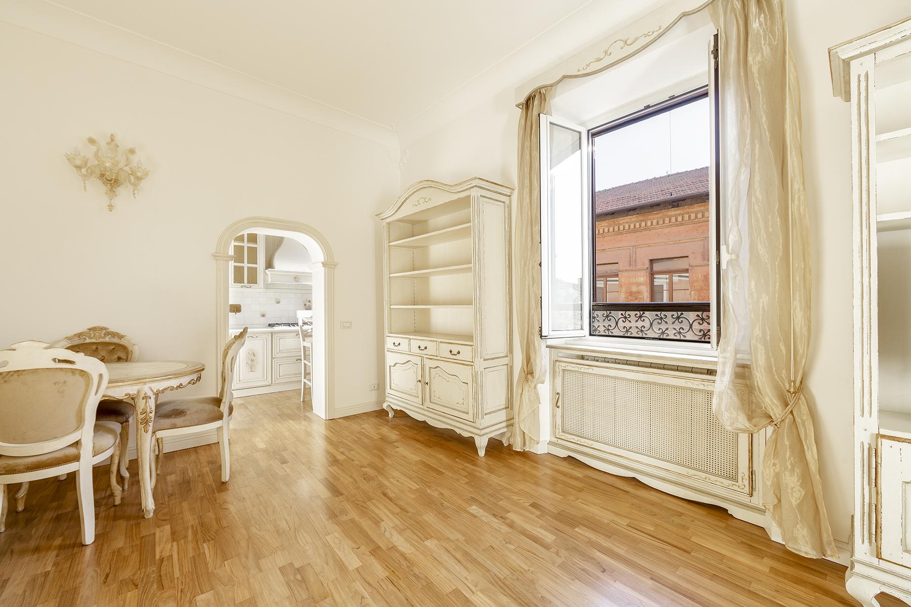 Appartamento di lusso in vendita a roma via dei salumi for Appartamento ufficio roma