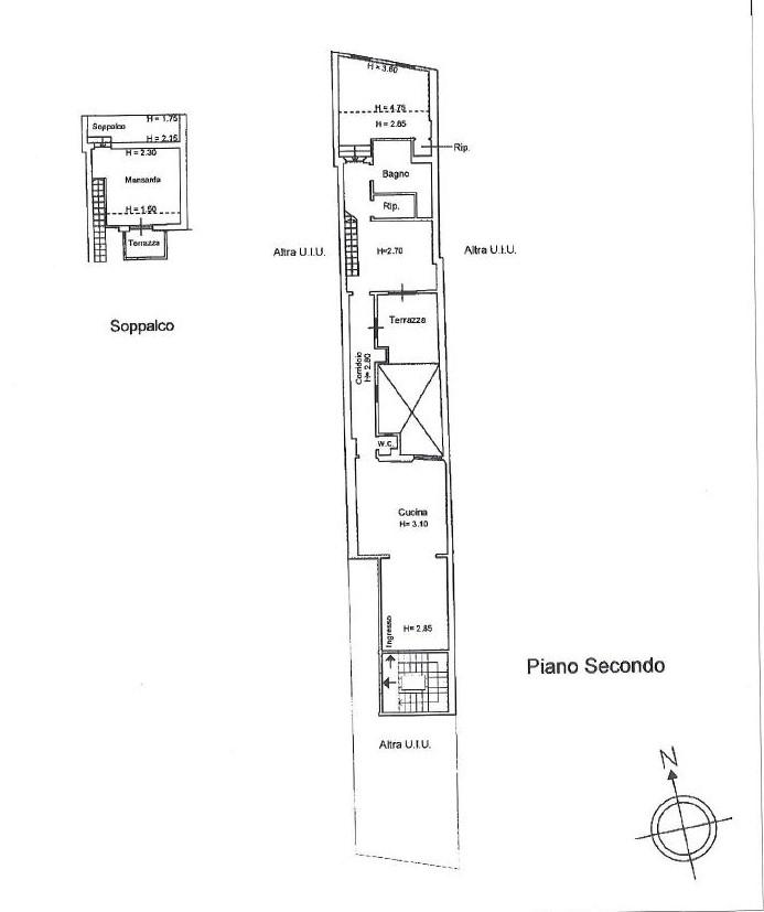 Appartamento in Vendita a Firenze: 5 locali, 180 mq - Foto 18