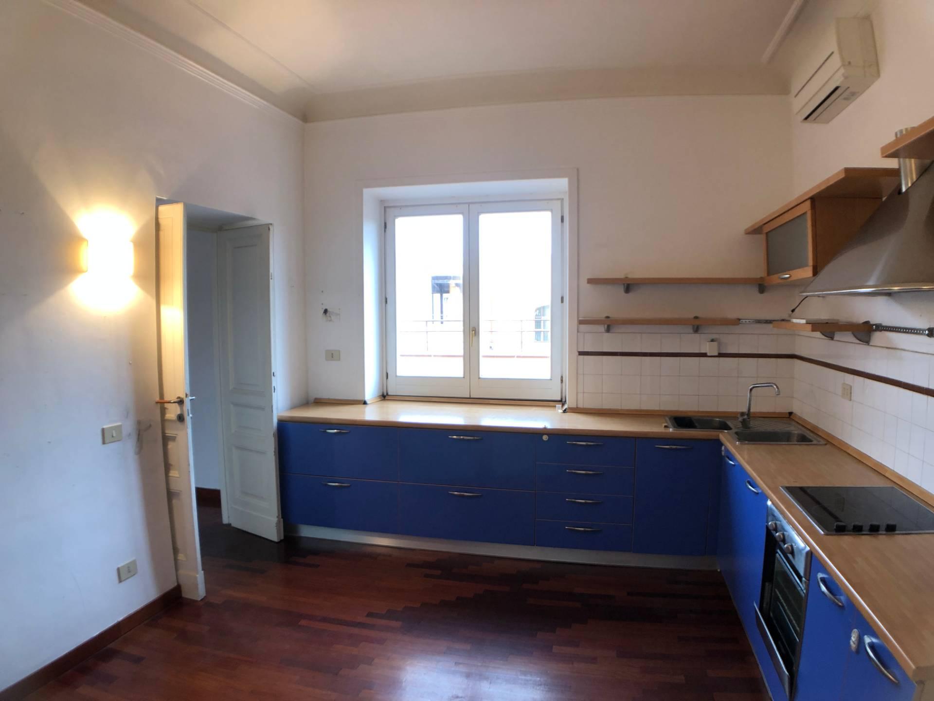 Appartamento di lusso in affitto a roma via nomentana for Locali roma affitto