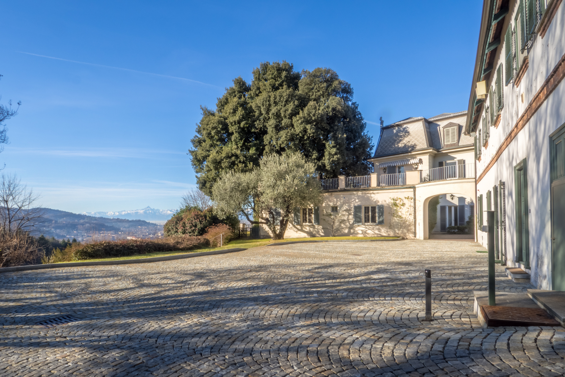 Villa in Vendita a Torino strada comunale di soperga