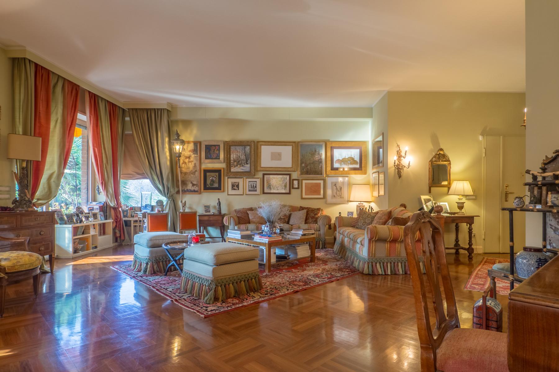 Appartamento in Vendita a Torino: 5 locali, 215 mq