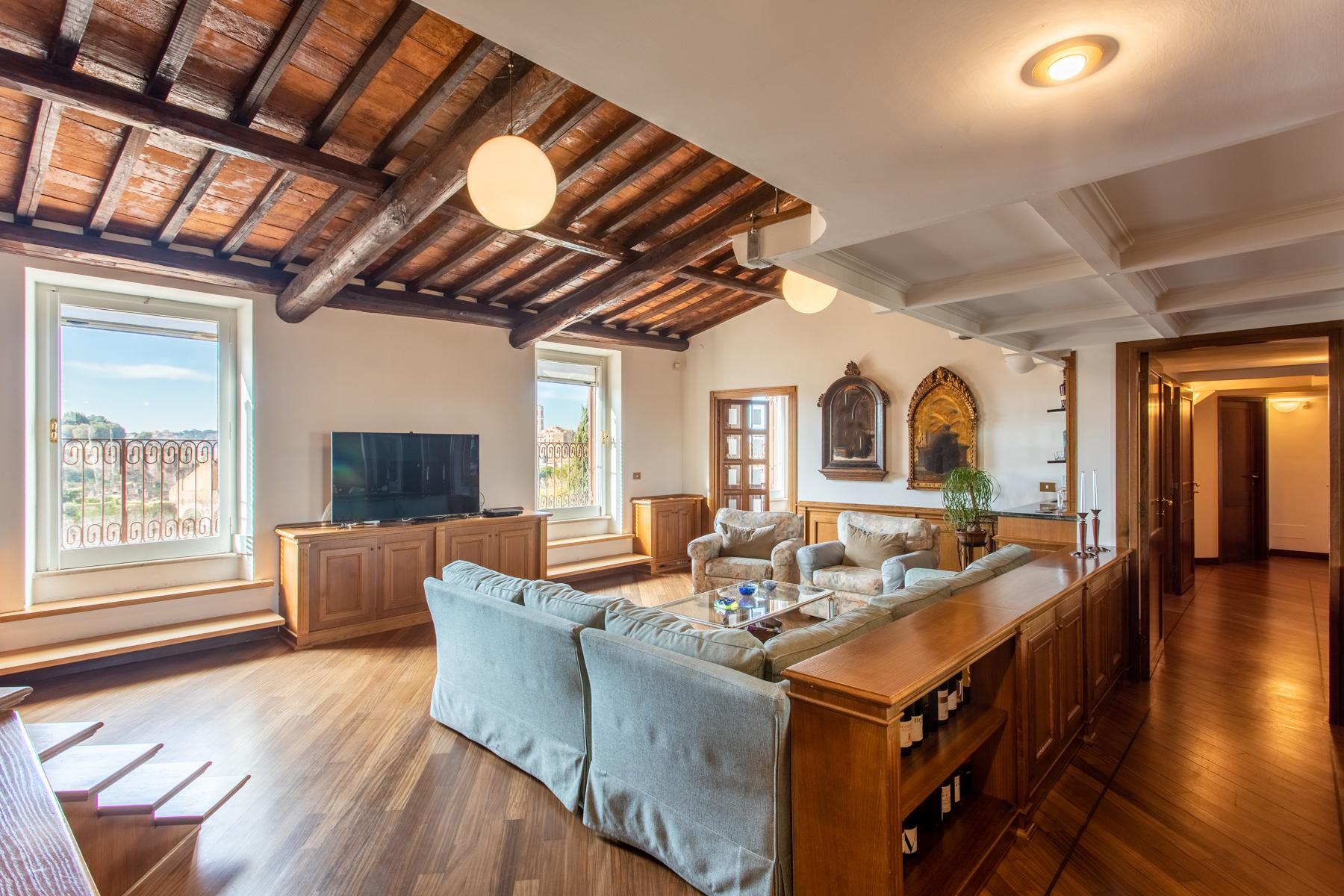 Appartamento in Affitto a Roma 01 Centro Storico: 5 locali, 150 mq