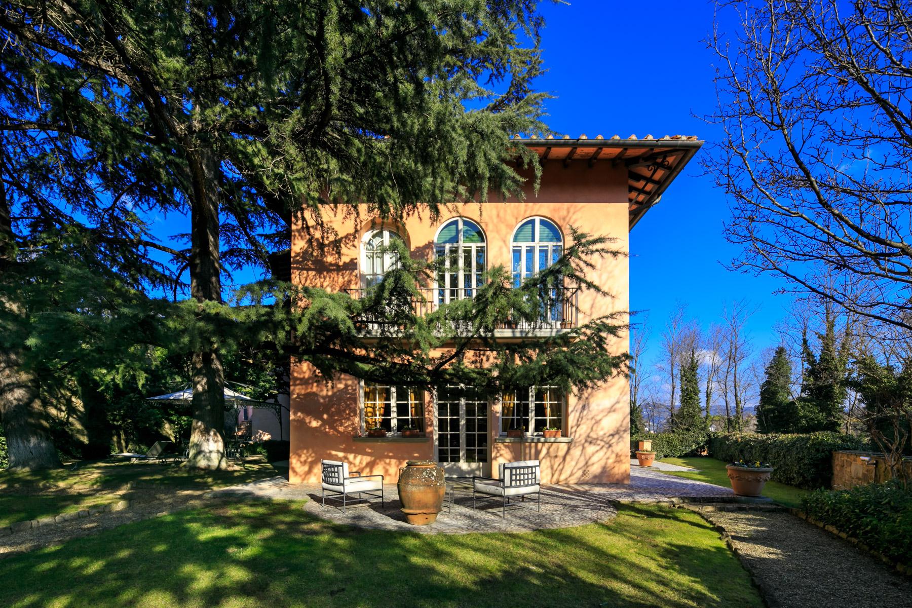 Villa in Vendita a Firenze: 5 locali, 550 mq - Foto 3