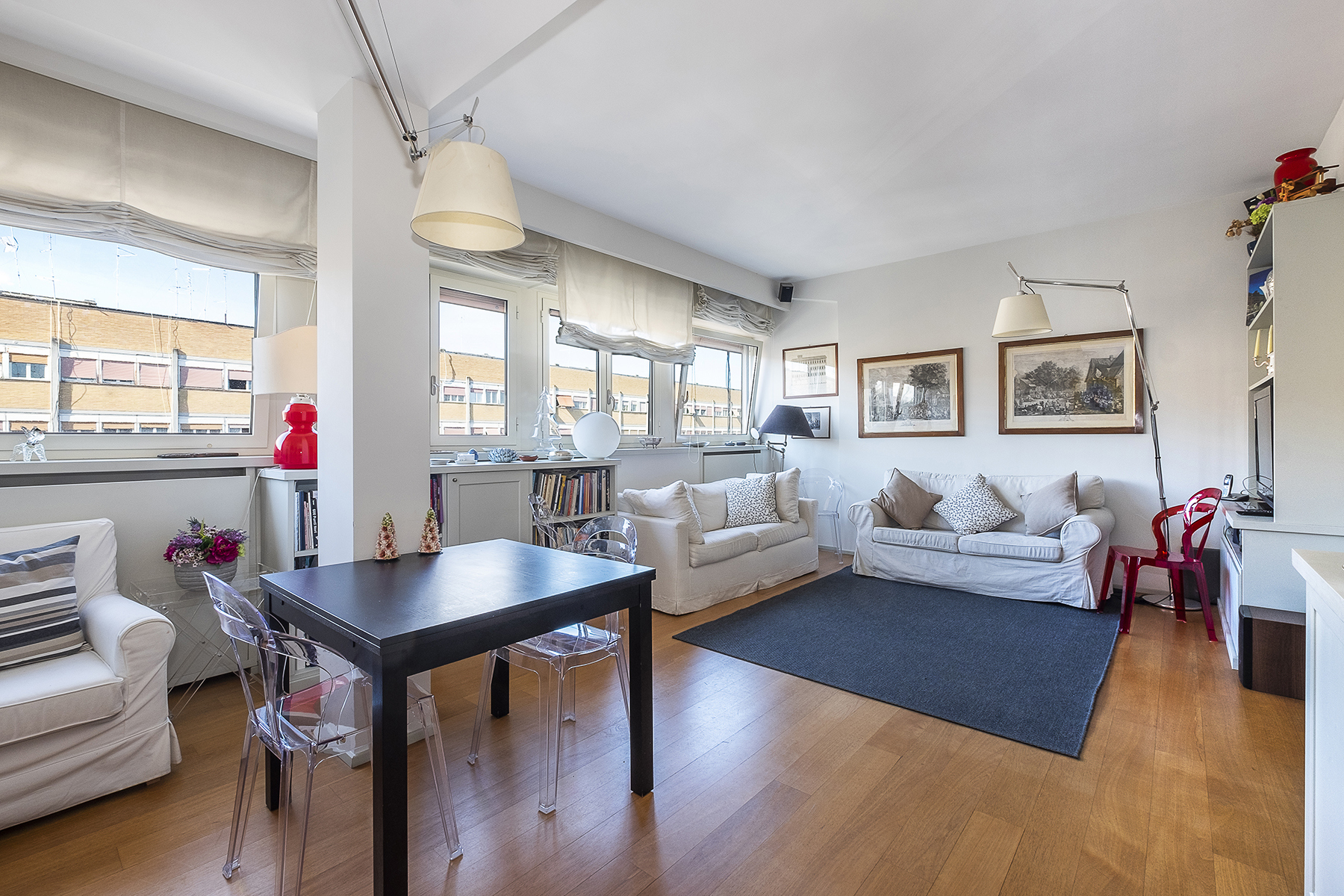 Appartamento in Vendita a Roma 02 Parioli / Pinciano / Flaminio: 3 locali, 100 mq