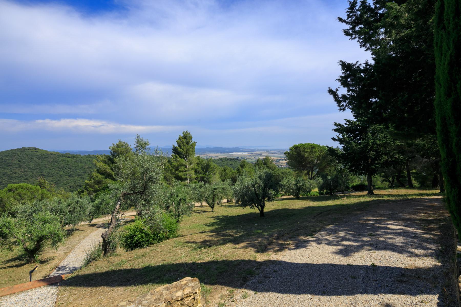 Villa in Vendita a Campiglia Marittima: 5 locali, 1100 mq - Foto 13