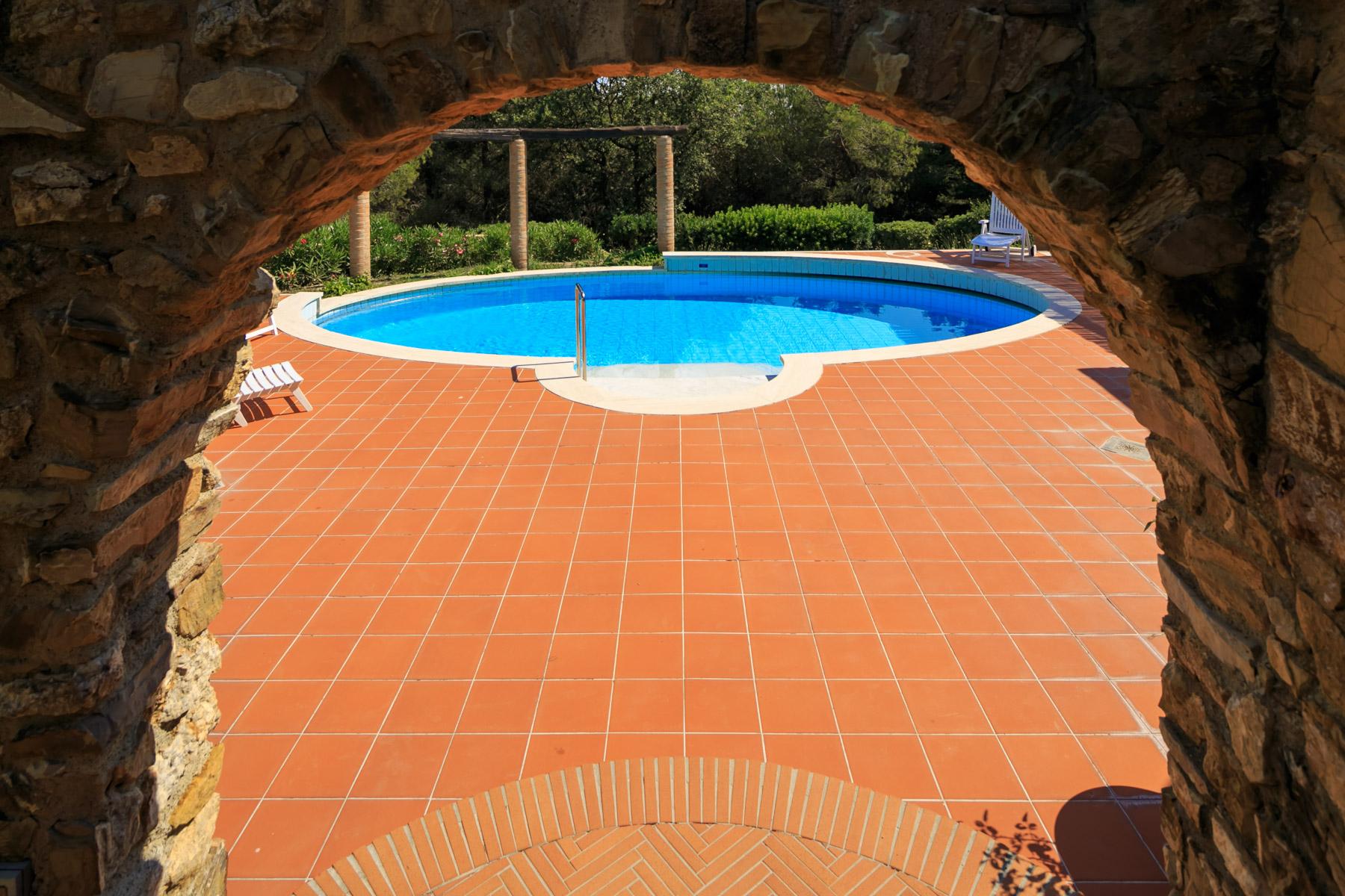 Villa in Vendita a Campiglia Marittima: 5 locali, 1100 mq - Foto 16