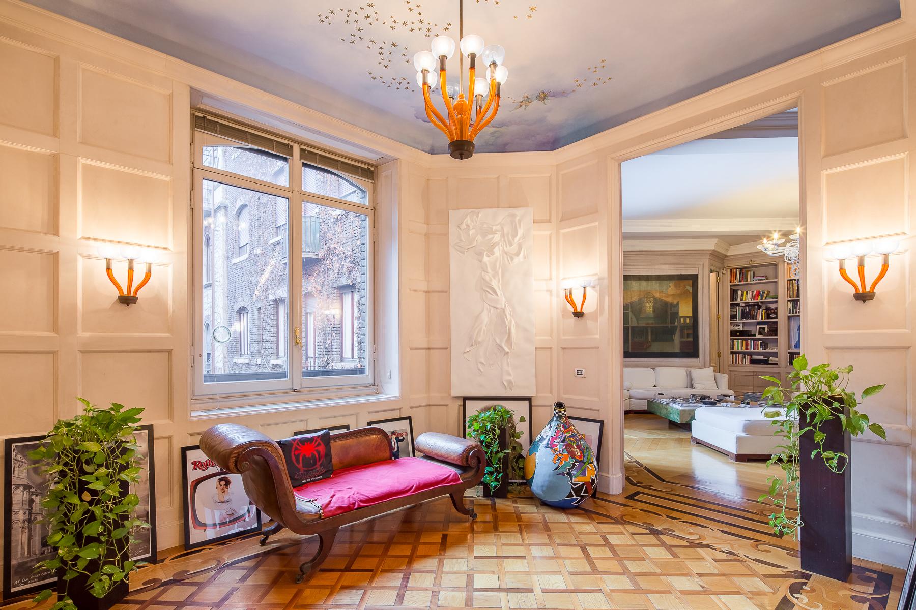 Appartamento in Vendita a Milano: 5 locali, 358 mq - Foto 17