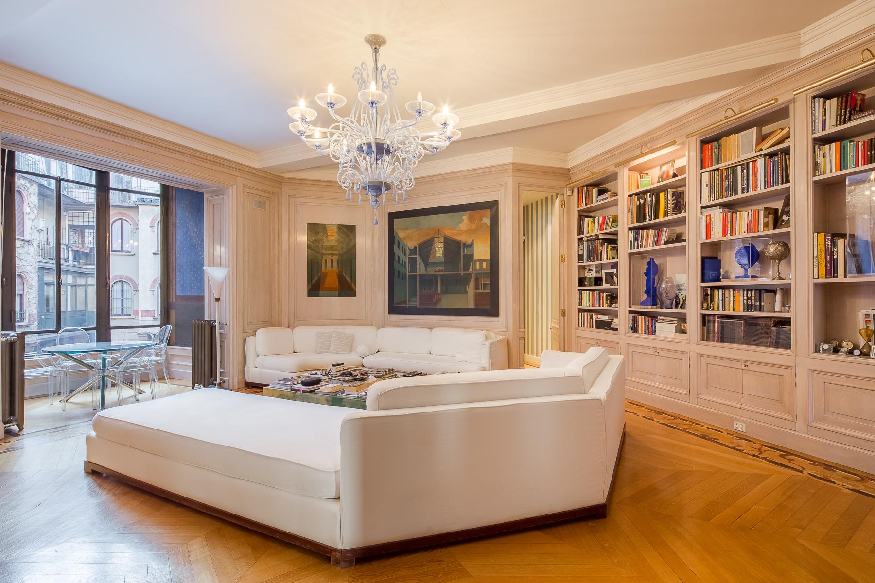 Appartamento in Vendita a Milano: 5 locali, 358 mq - Foto 3