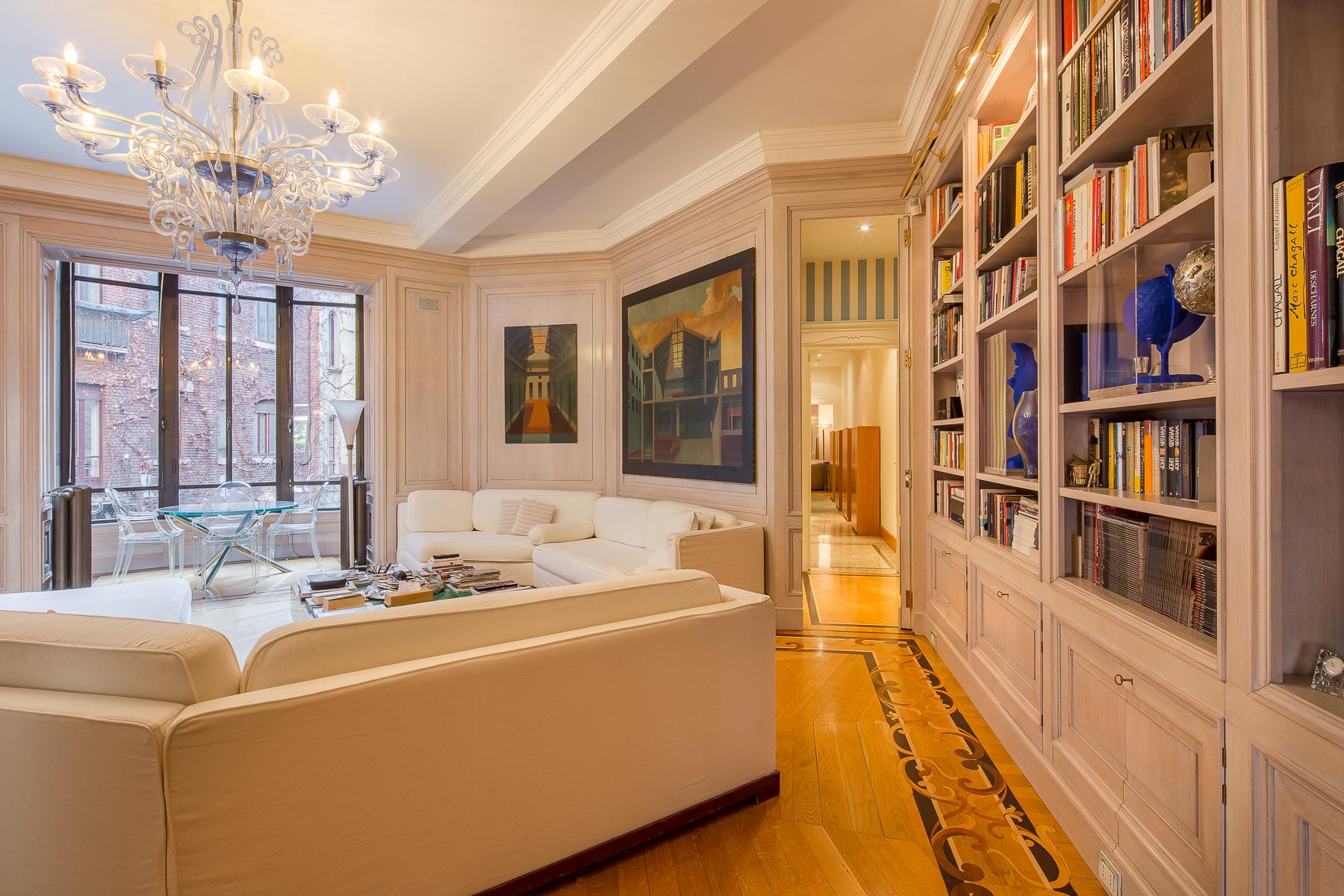 Appartamento in Vendita a Milano: 5 locali, 358 mq - Foto 12
