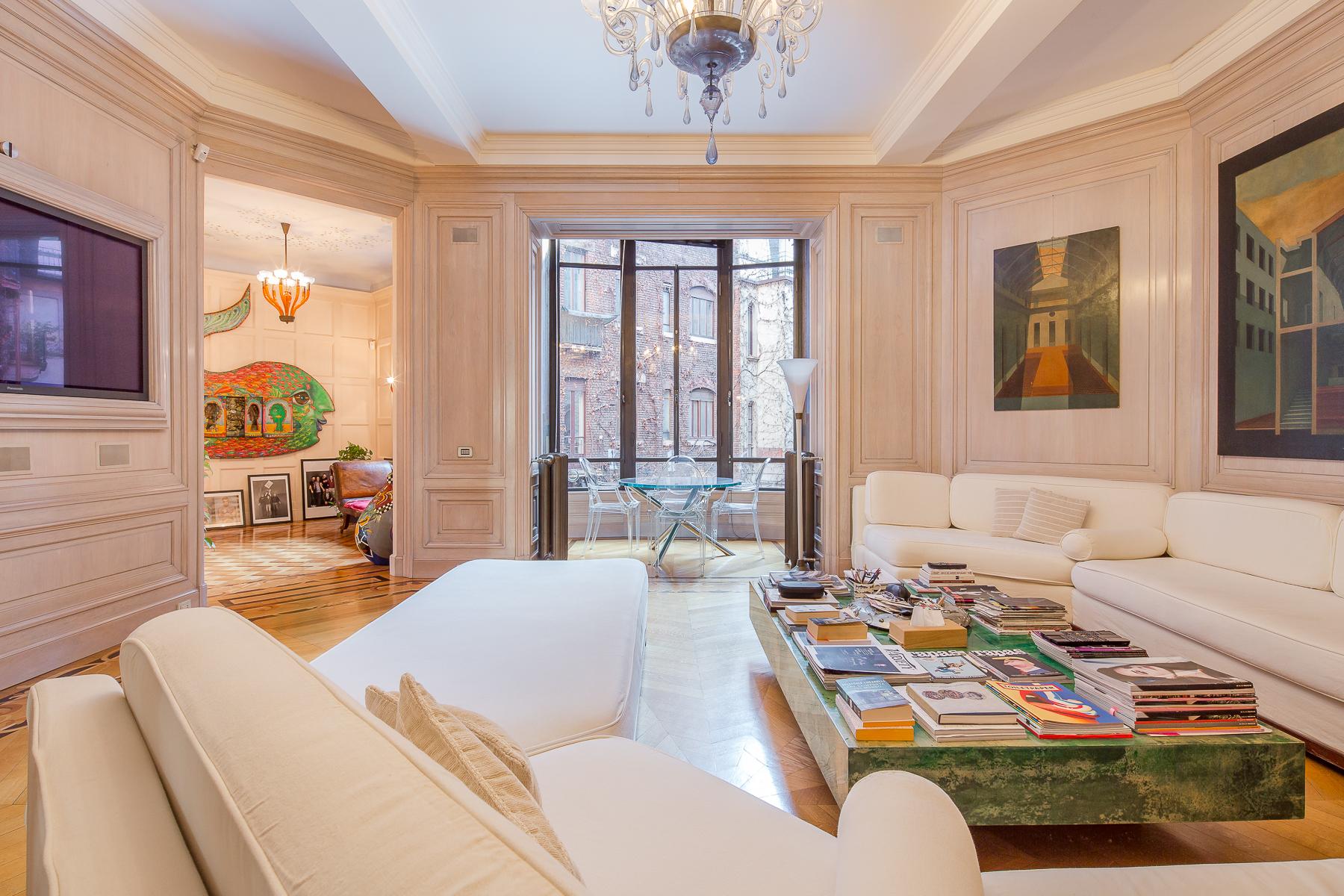 Appartamento in Vendita a Milano: 5 locali, 358 mq - Foto 2