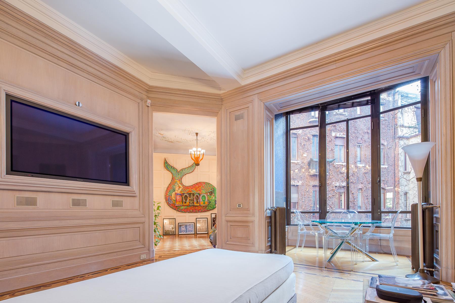 Appartamento in Vendita a Milano: 5 locali, 358 mq - Foto 15