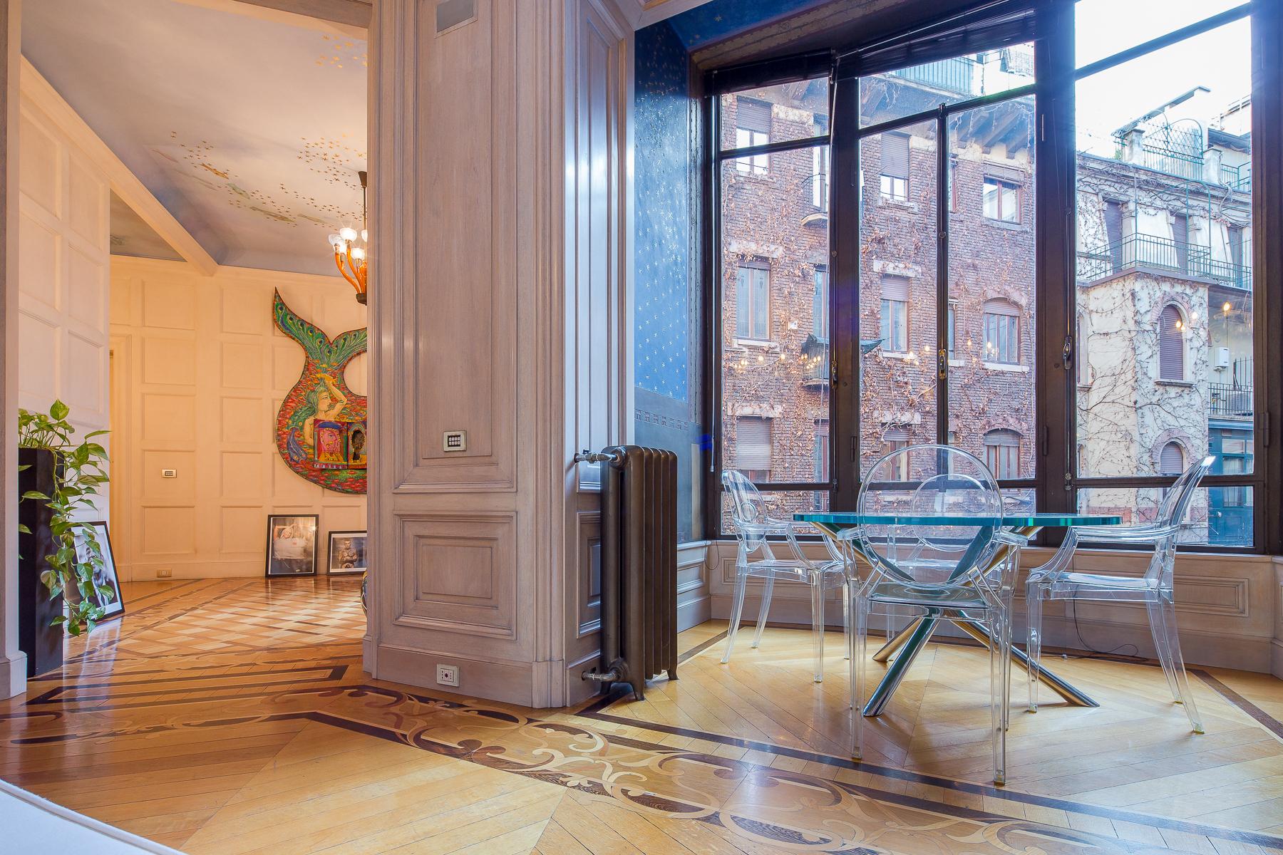 Appartamento in Vendita a Milano: 5 locali, 358 mq - Foto 4