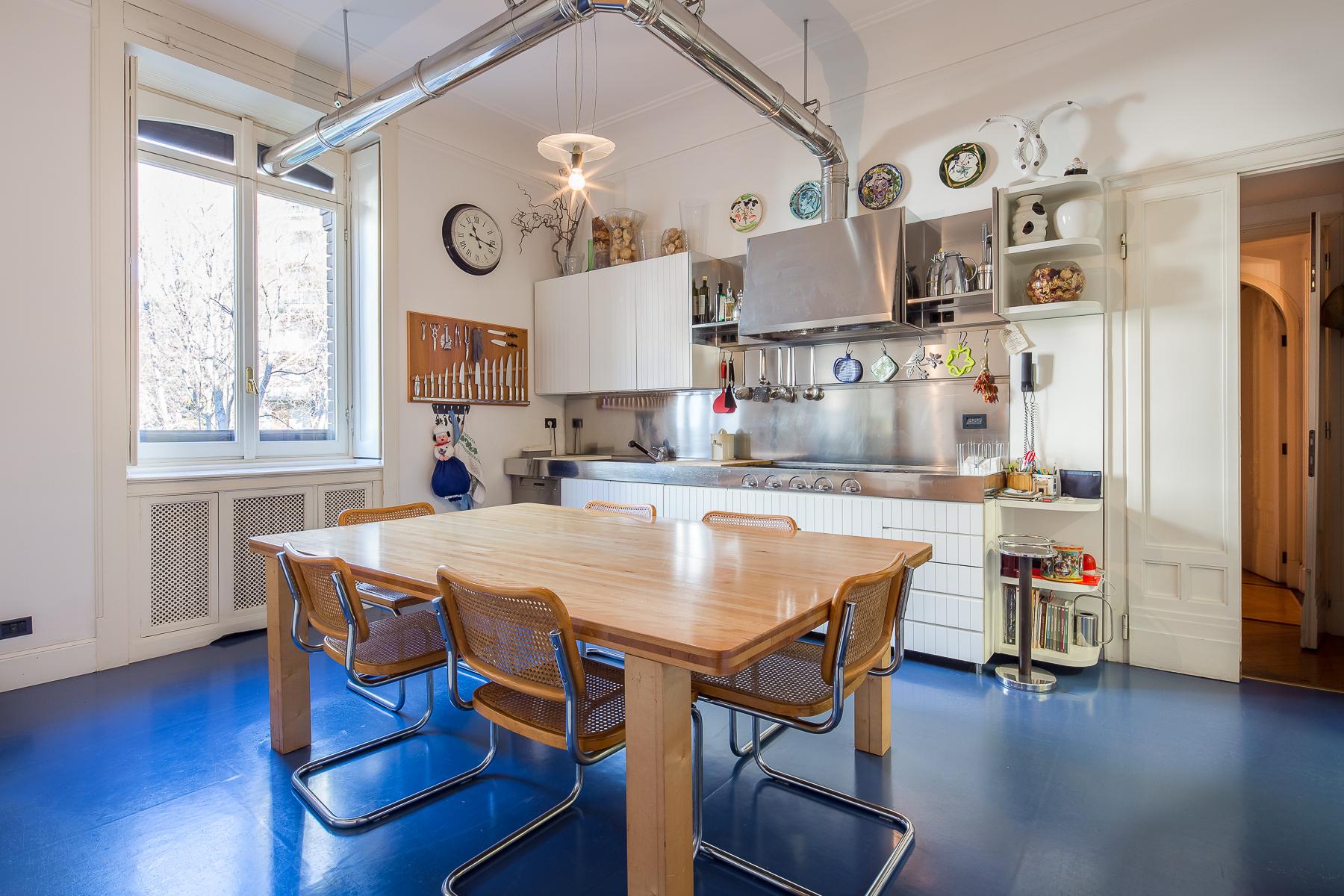 Appartamento in Vendita a Milano: 5 locali, 358 mq - Foto 6