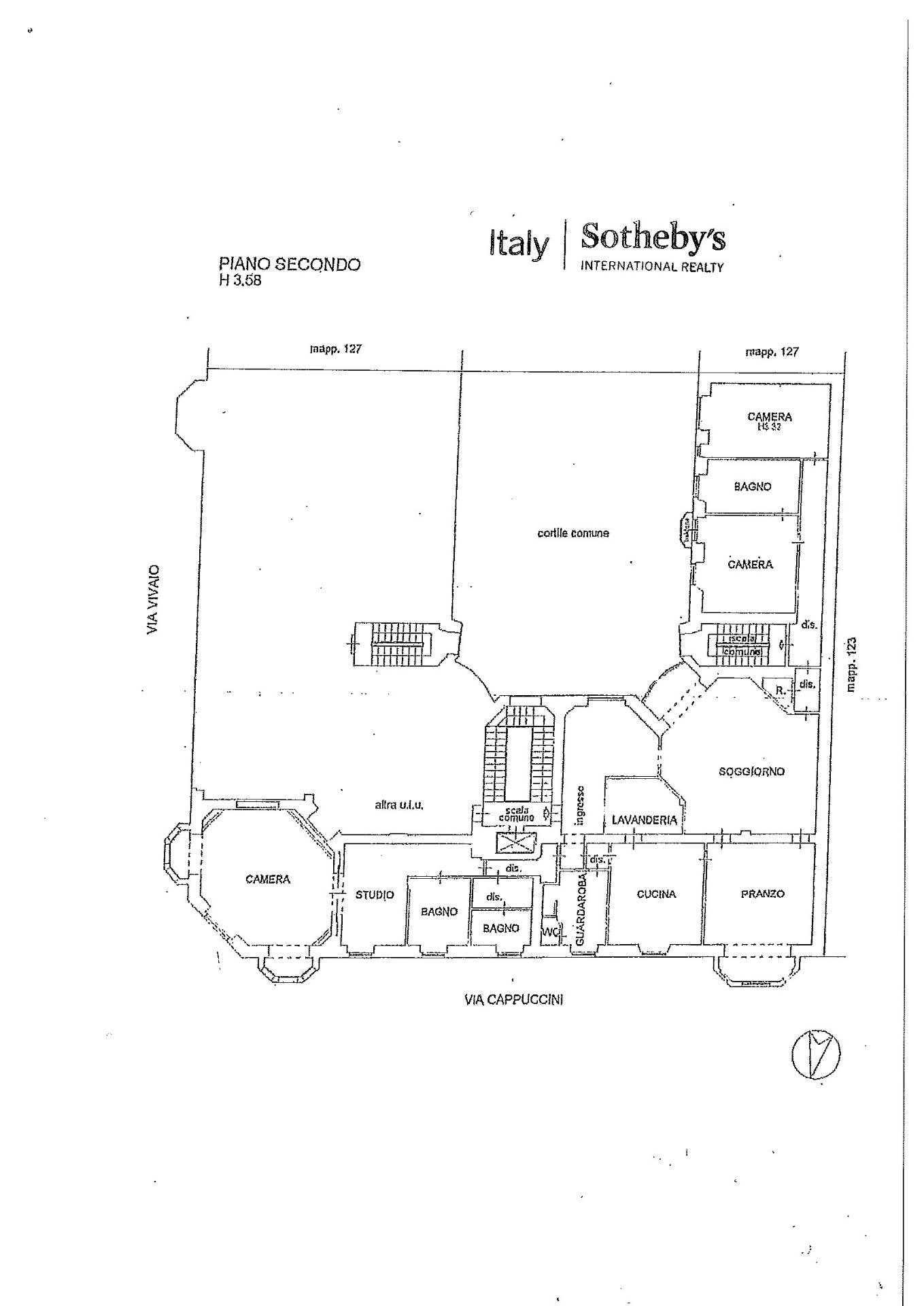Appartamento in Vendita a Milano: 5 locali, 358 mq - Foto 21
