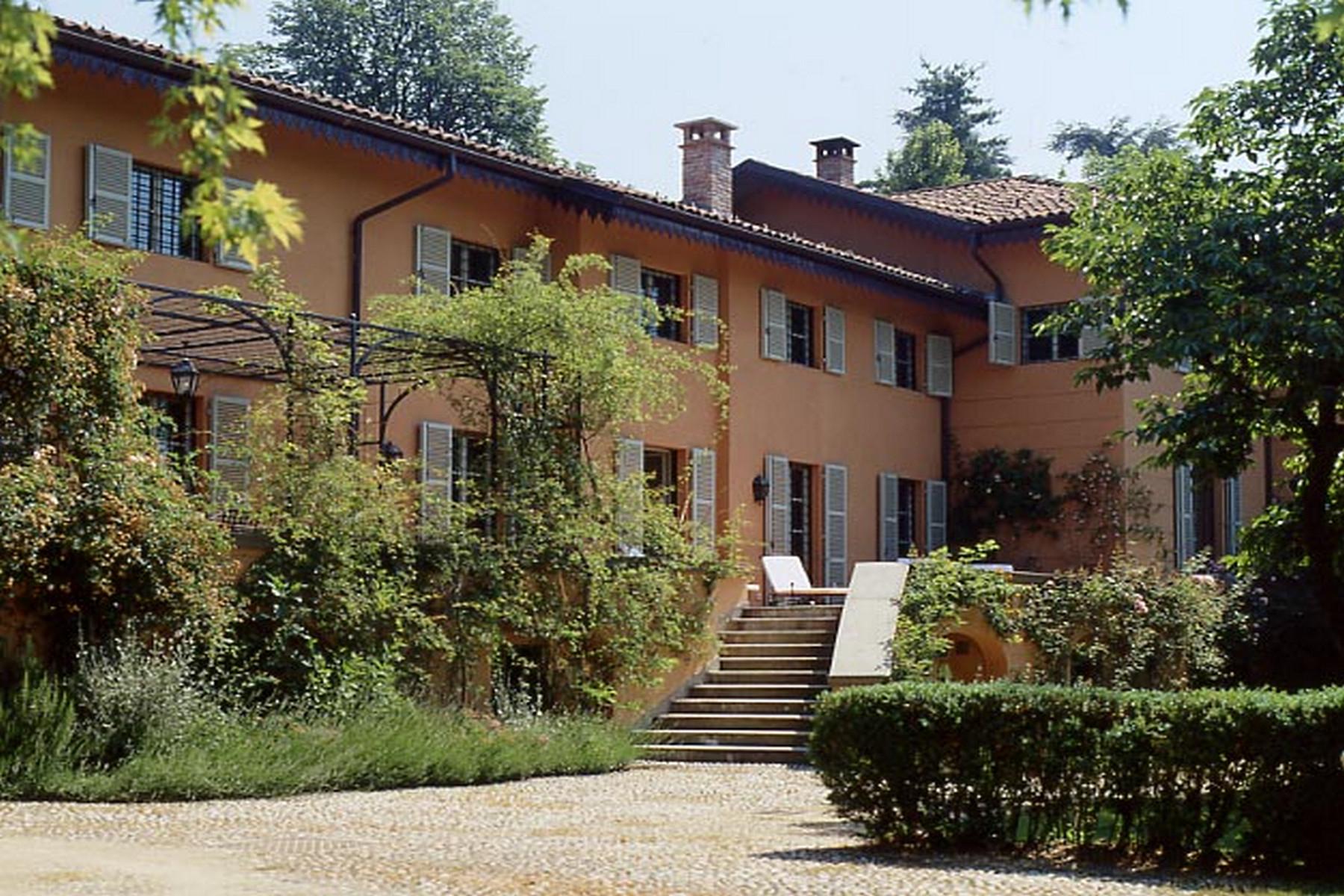 Villa in Affitto a Torino strada della basilica di soperga