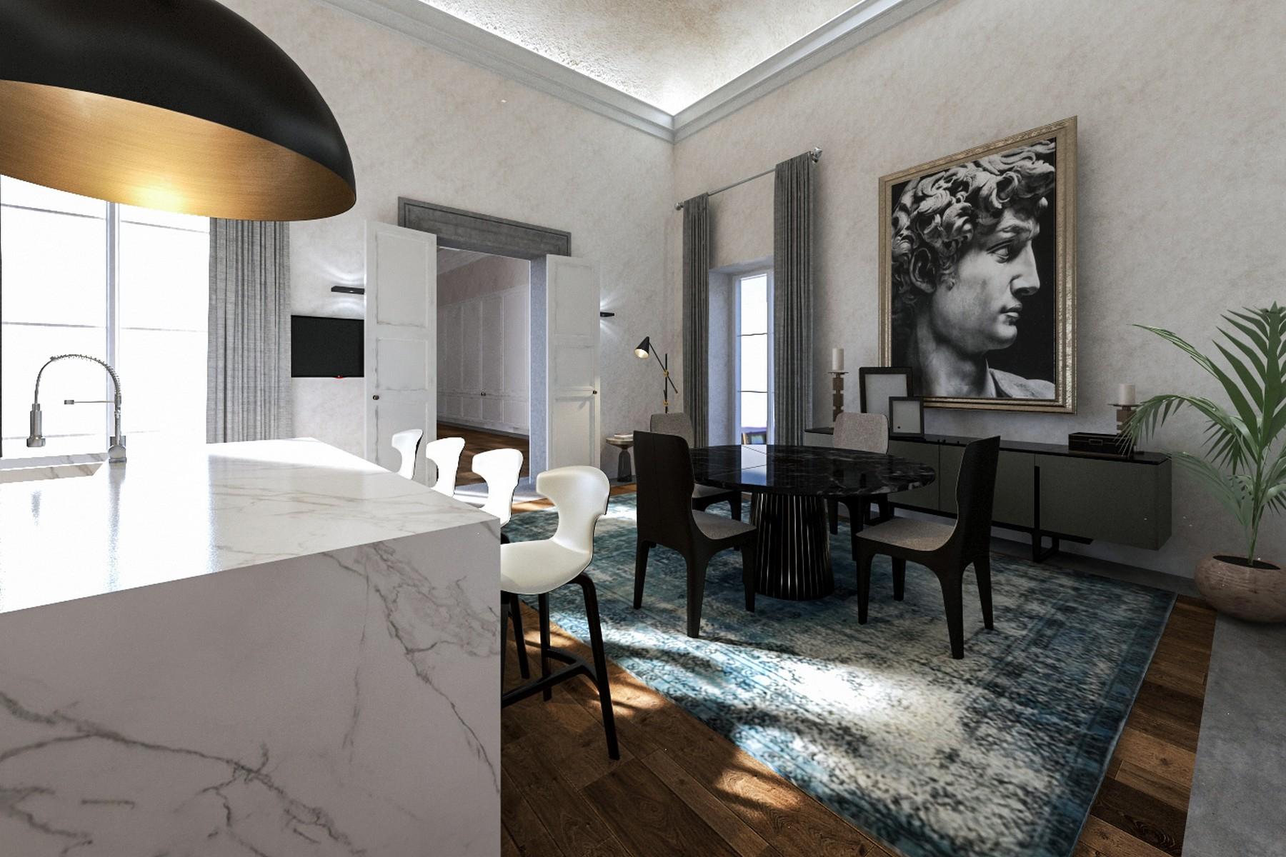 Appartamento in Vendita a Firenze: 5 locali, 360 mq - Foto 6