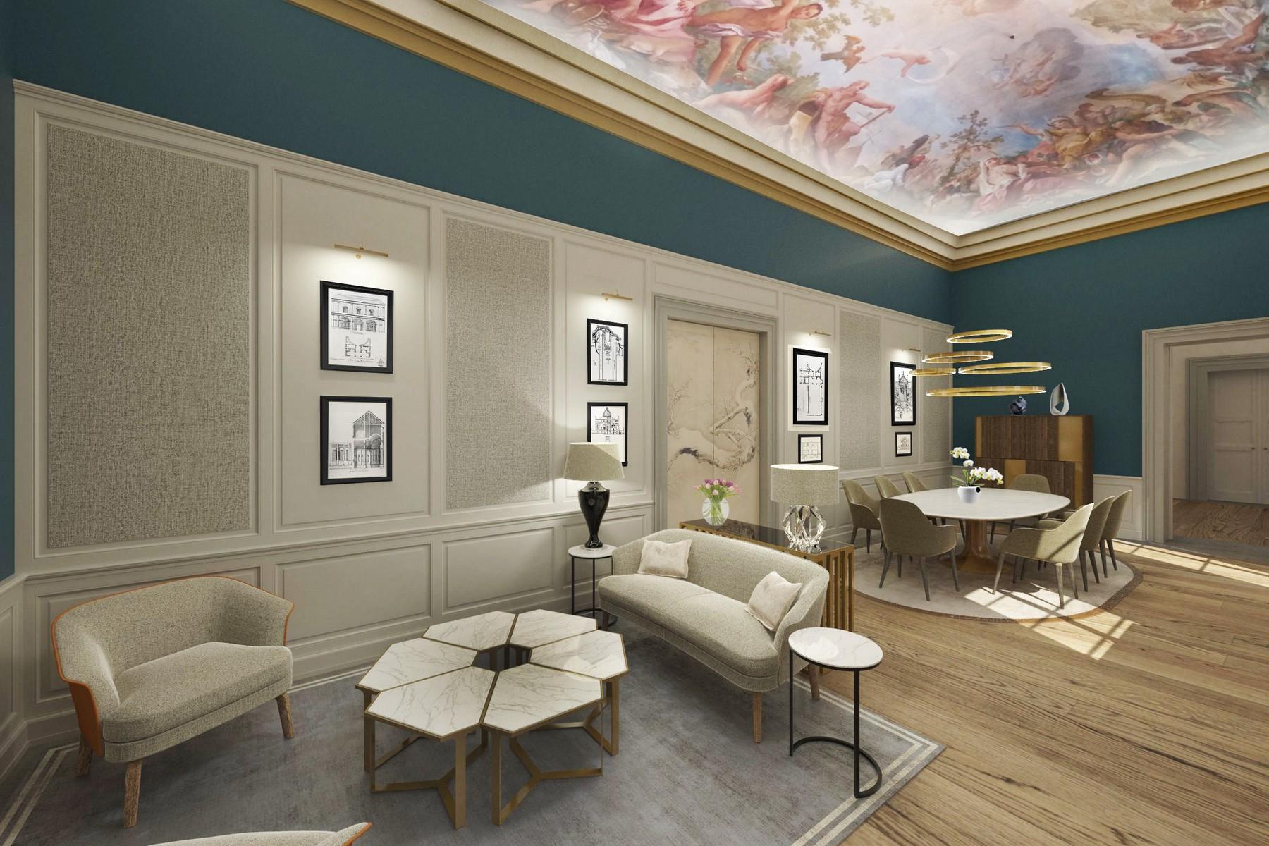 Appartamento in Vendita a Firenze: 5 locali, 360 mq - Foto 3