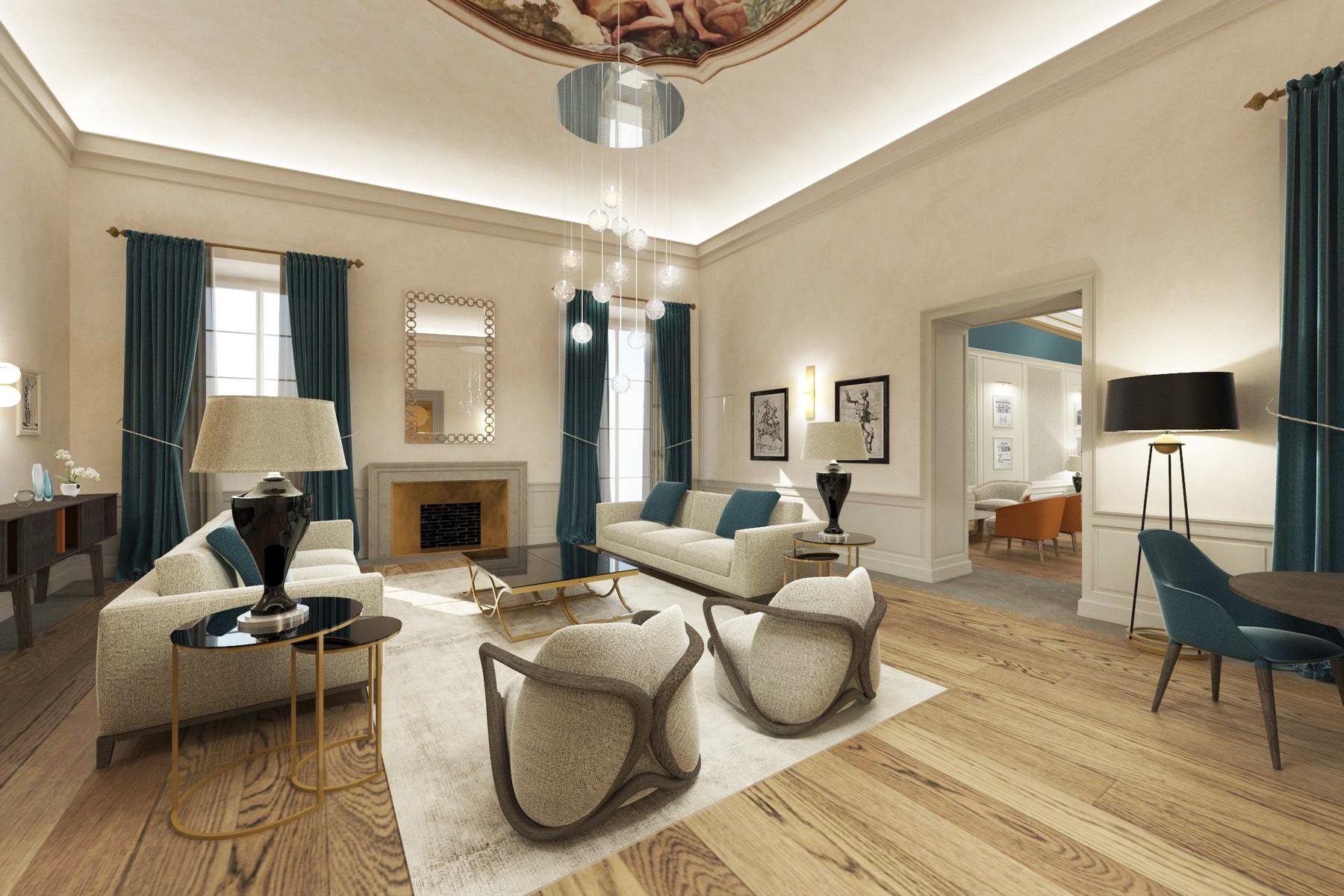 Appartamento in Vendita a Firenze: 5 locali, 360 mq - Foto 2