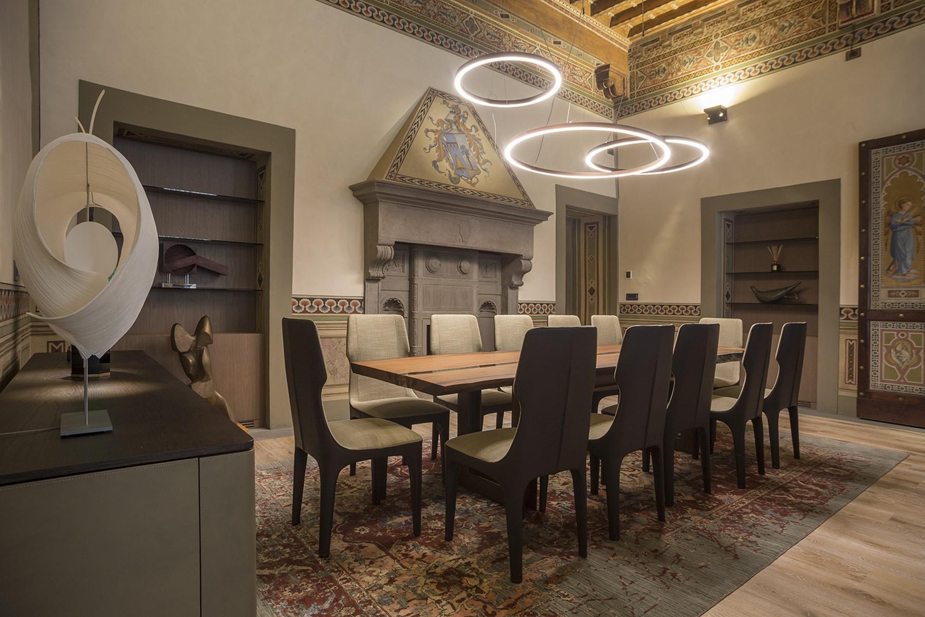 Appartamento in Vendita a Firenze: 5 locali, 320 mq - Foto 3