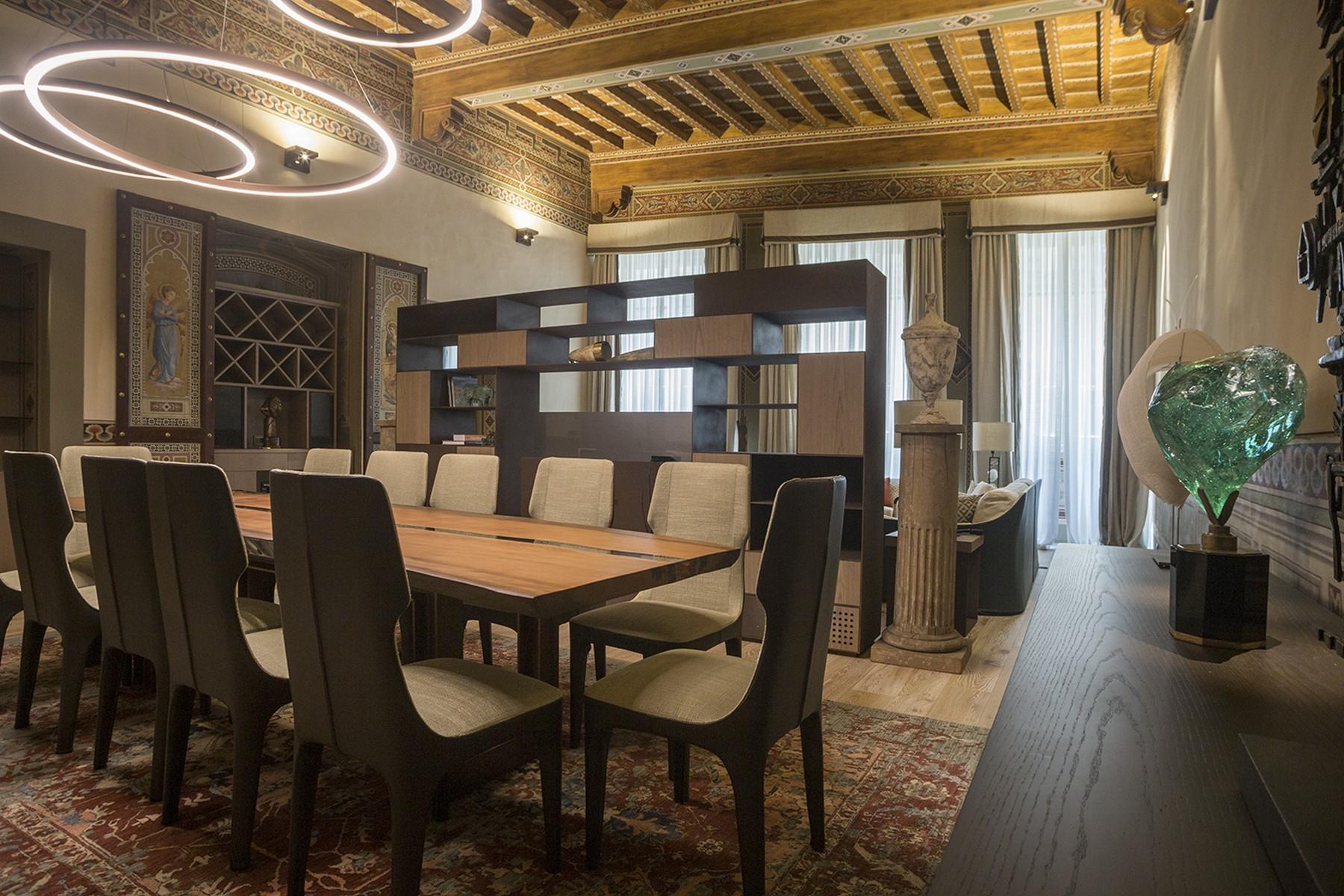 Appartamento in Vendita a Firenze: 5 locali, 320 mq - Foto 4