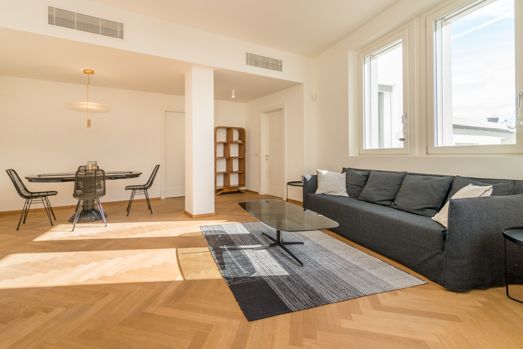 Appartamento in Affitto a Milano 01 Centro storico (Cerchia dei Navigli): 3 locali, 110 mq