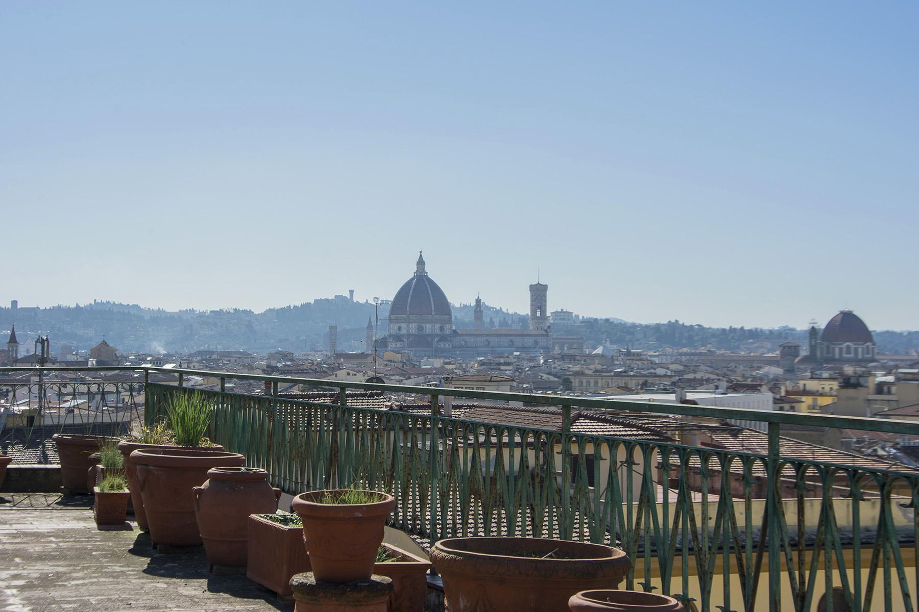 Attico in Vendita a Firenze: 5 locali, 400 mq - Foto 16