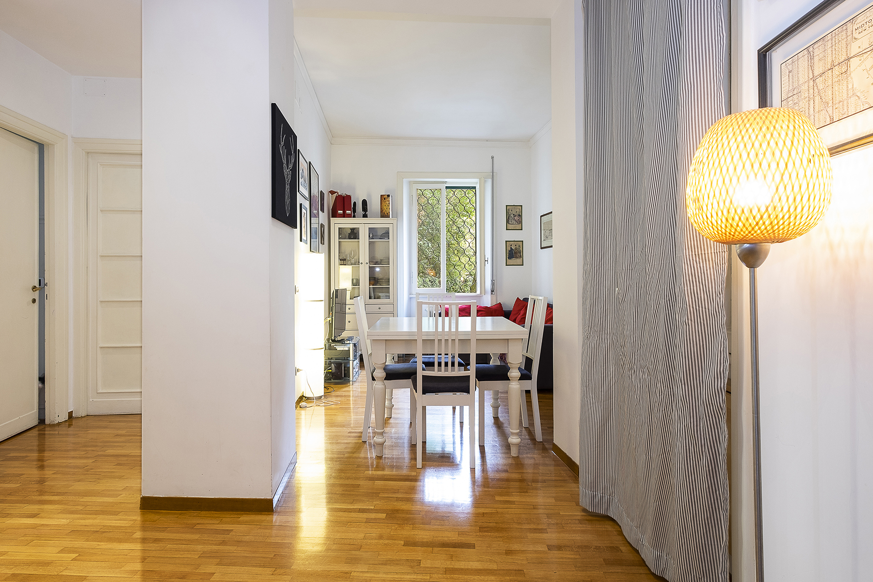 Appartamento in Vendita a Roma 02 Parioli / Pinciano / Flaminio: 3 locali, 80 mq