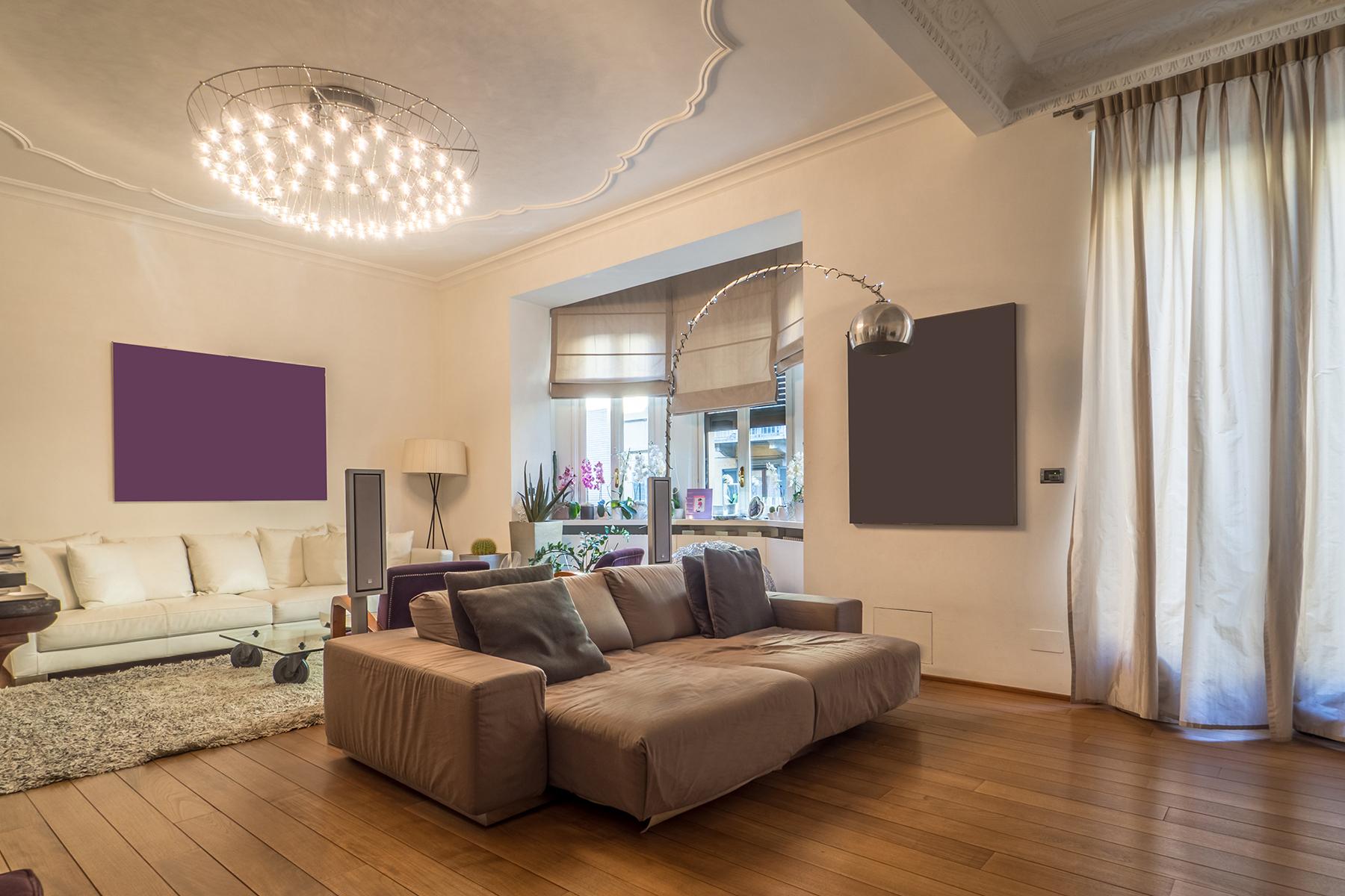 Appartamento in Vendita a Torino Centro: 5 locali, 220 mq