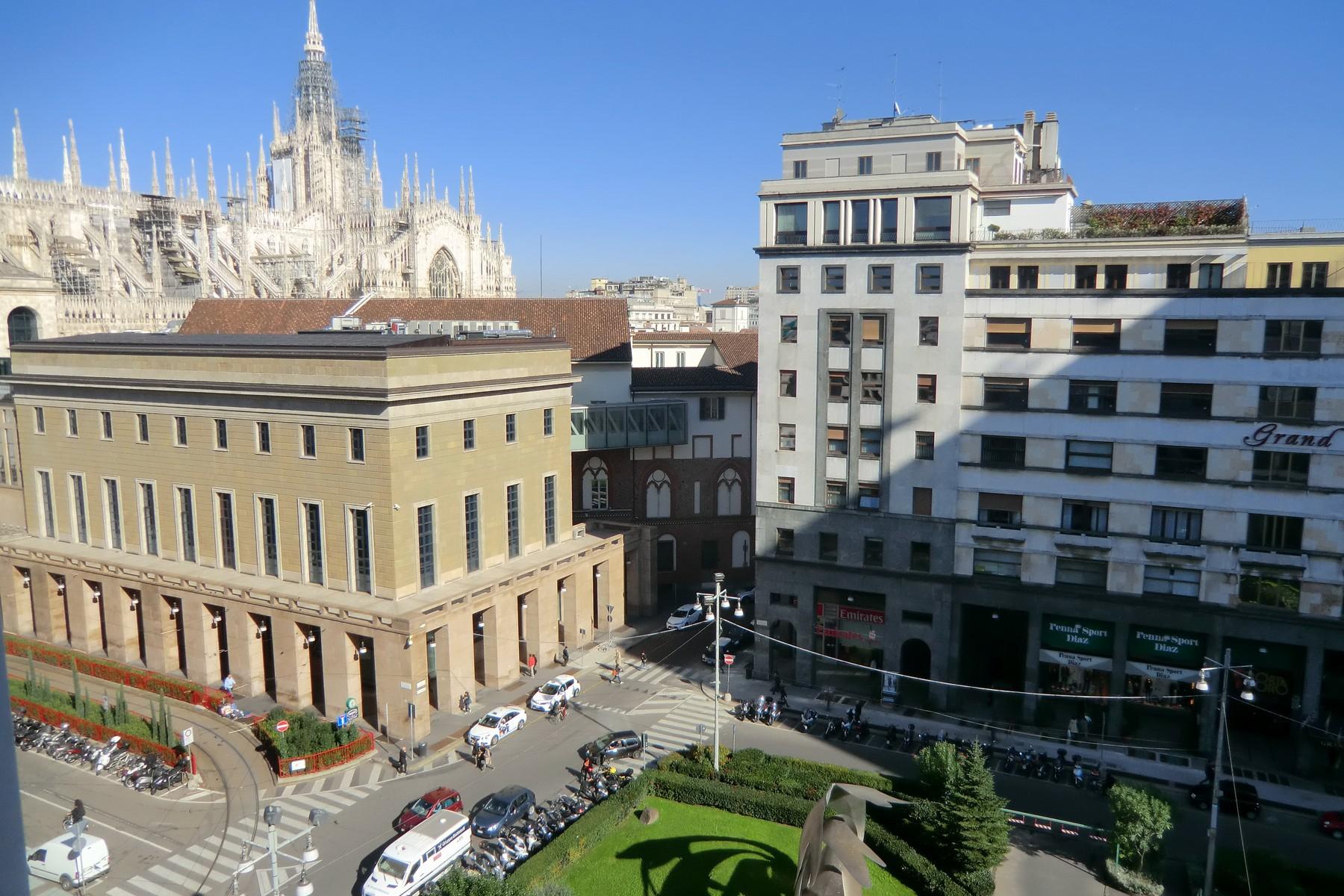 Ufficio-studio in Affitto a Milano 24 Chiesa Rossa / Gratosoglio / Vigentino: 4 locali, 190 mq