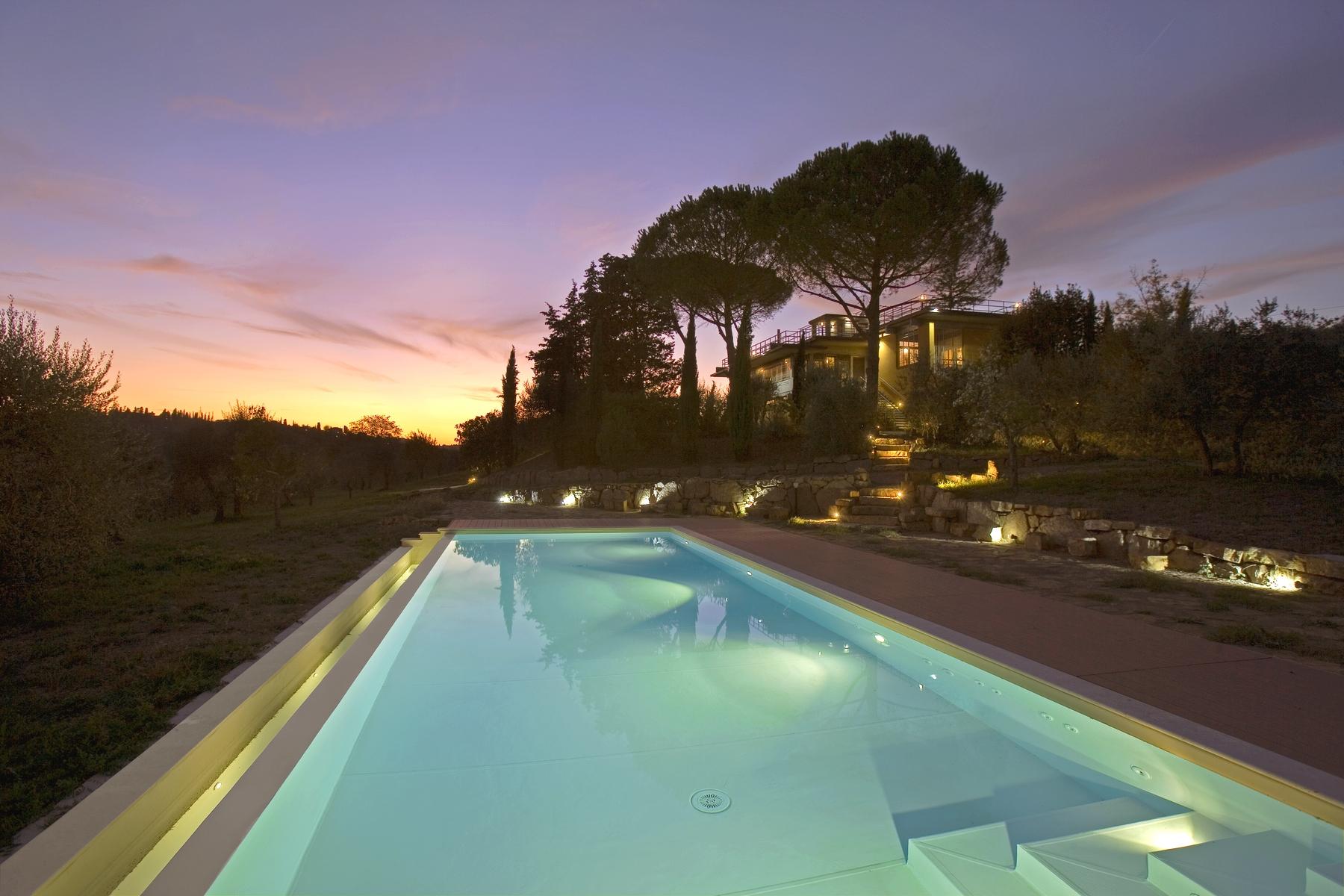 Villa in Vendita a Firenze via delle bagnese