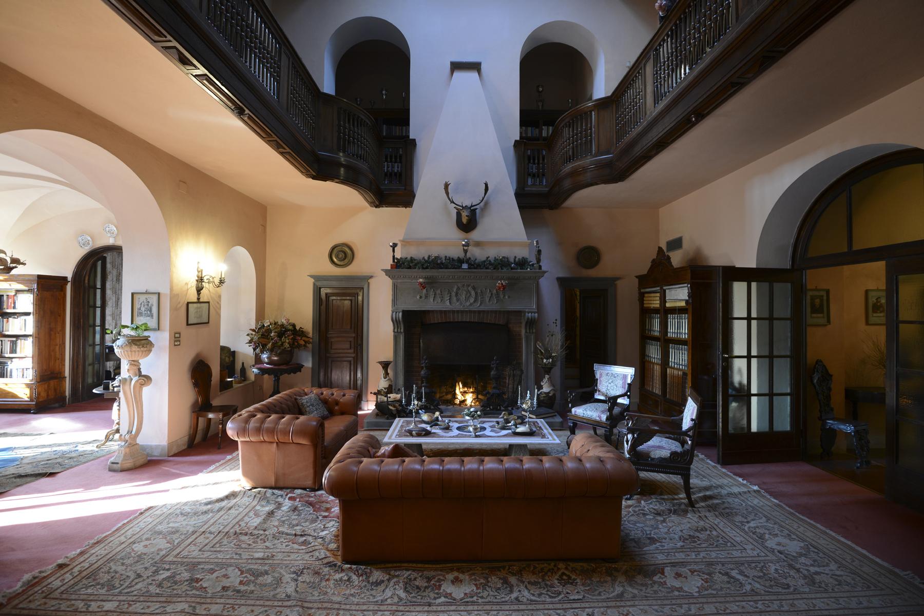 Villa in Vendita a Casciana Terme Lari: 5 locali, 1800 mq - Foto 14