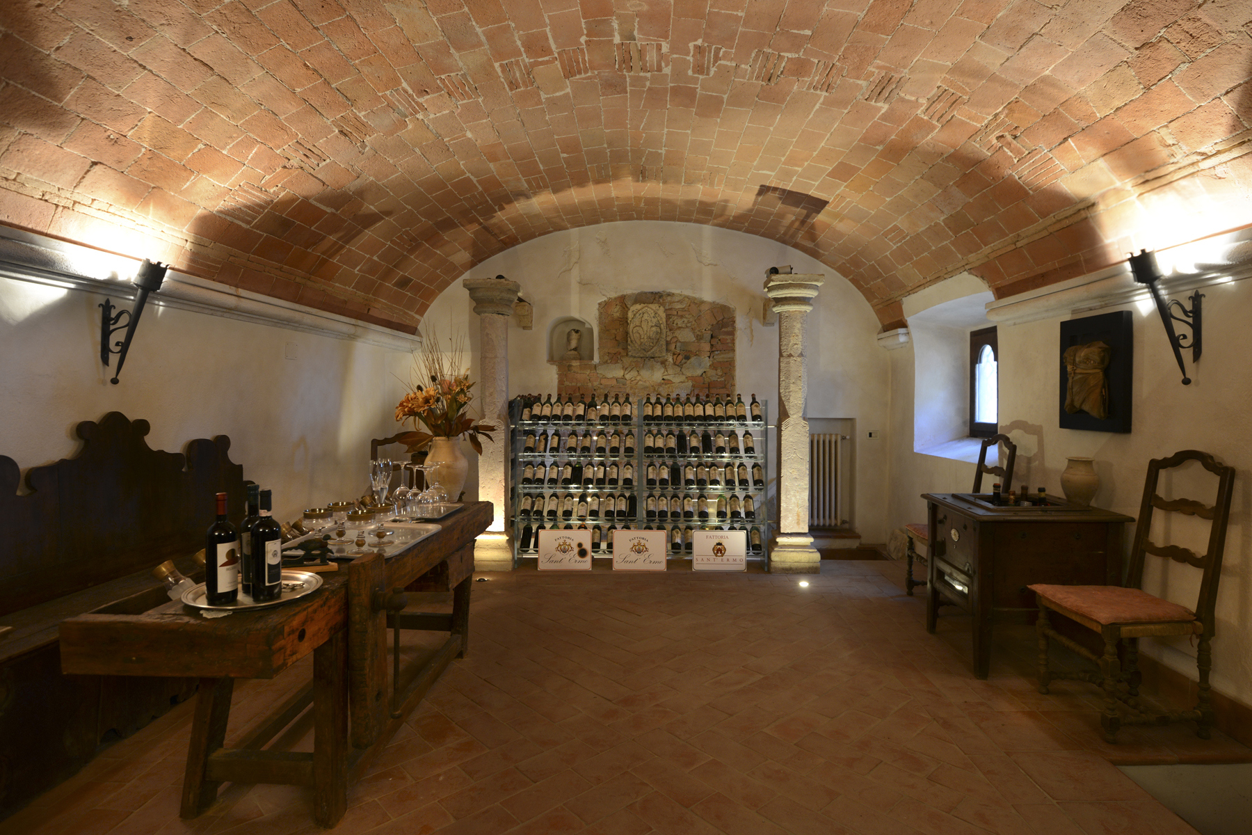 Villa in Vendita a Casciana Terme Lari: 5 locali, 1800 mq - Foto 30