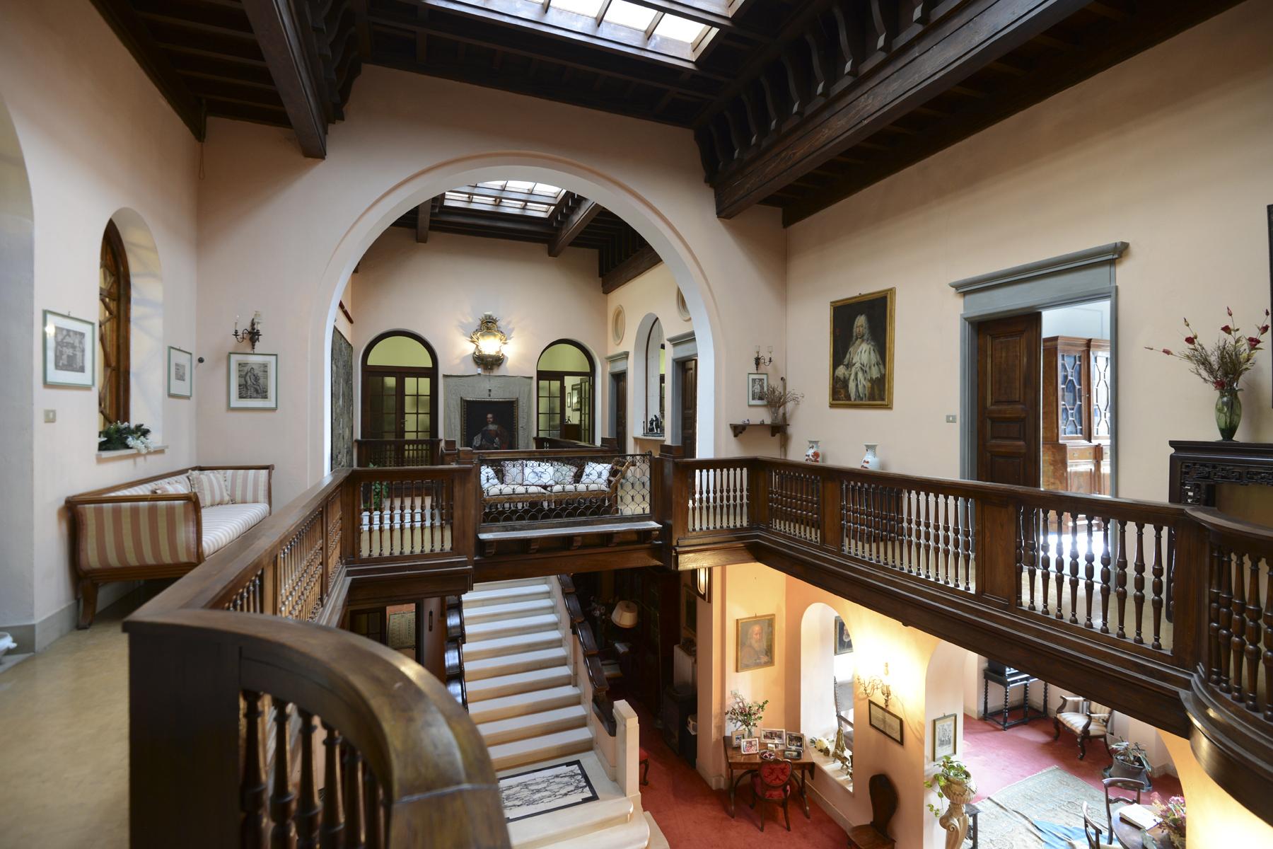 Villa in Vendita a Casciana Terme Lari: 5 locali, 1800 mq - Foto 20