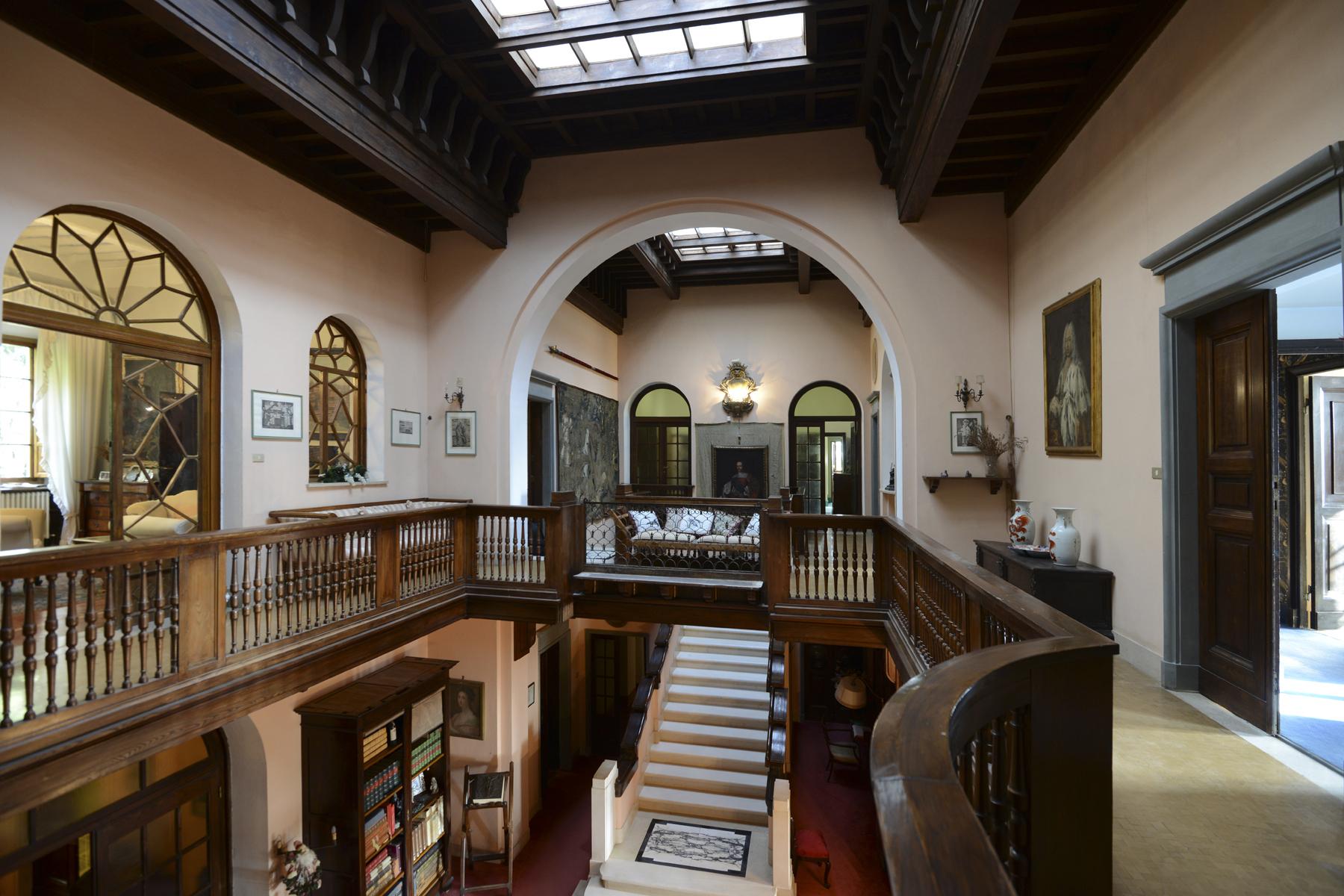 Villa in Vendita a Casciana Terme Lari: 5 locali, 1800 mq - Foto 19