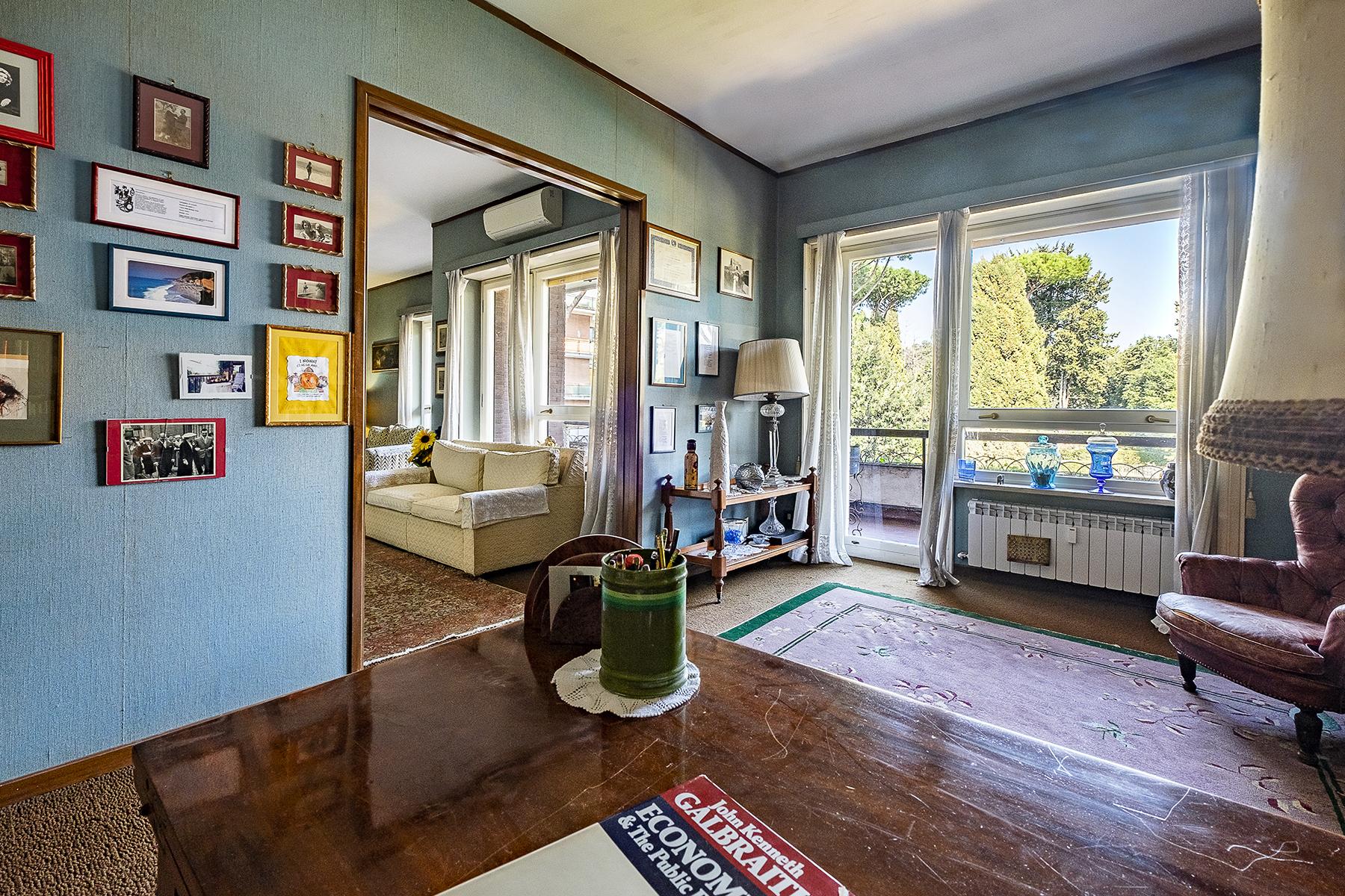 Appartamento in Vendita a Roma: 5 locali, 233 mq - Foto 3