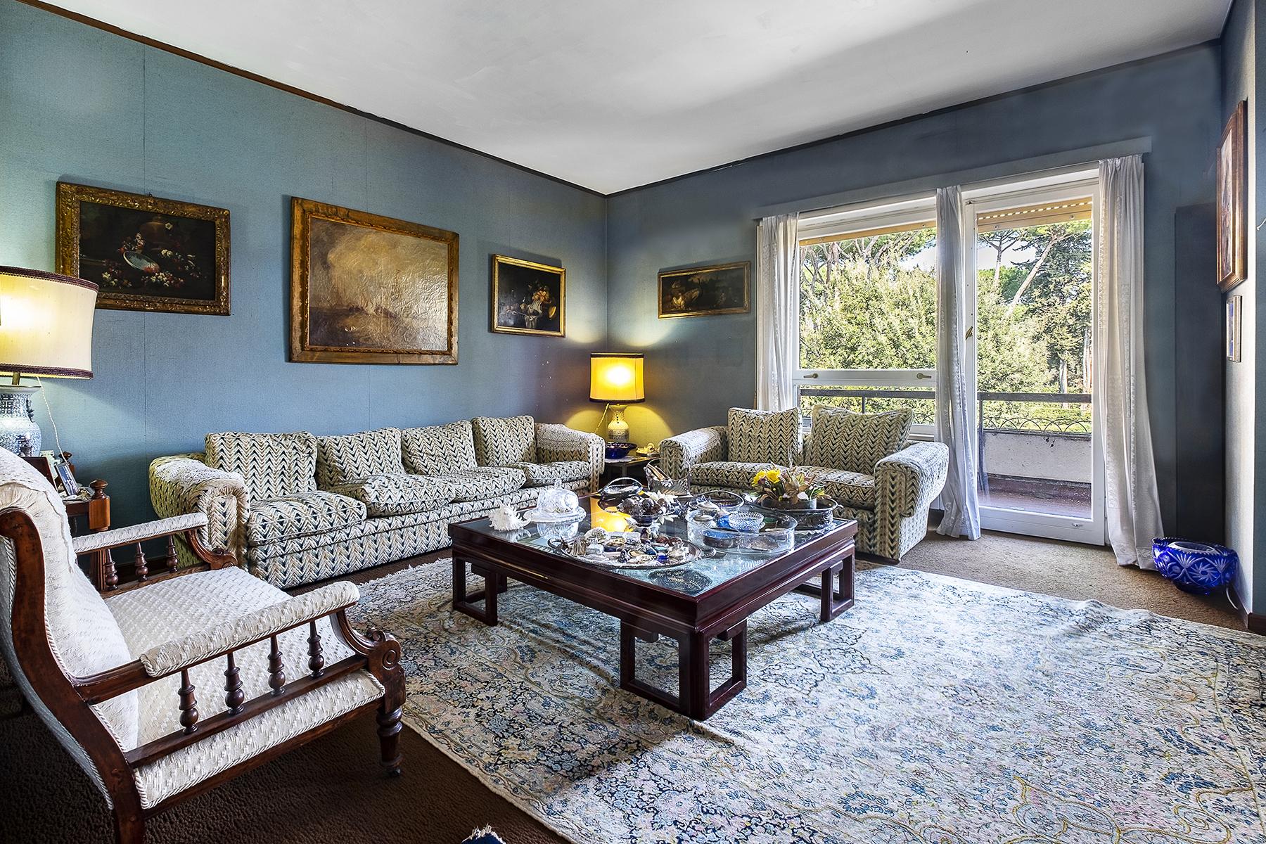 Appartamento in Vendita a Roma: 5 locali, 233 mq - Foto 2
