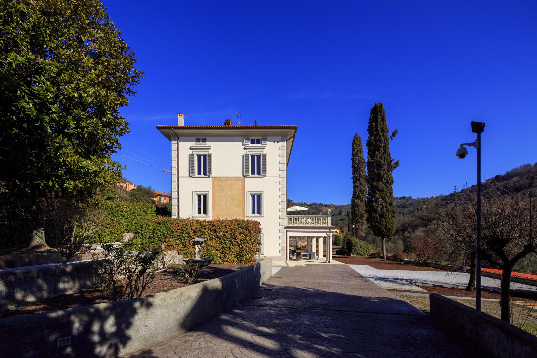 Villa in Vendita a Montecatini-Terme: 5 locali, 500 mq - Foto 19