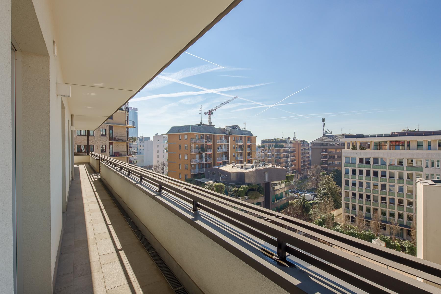 Attico in Vendita a Milano: 4 locali, 200 mq - Foto 14