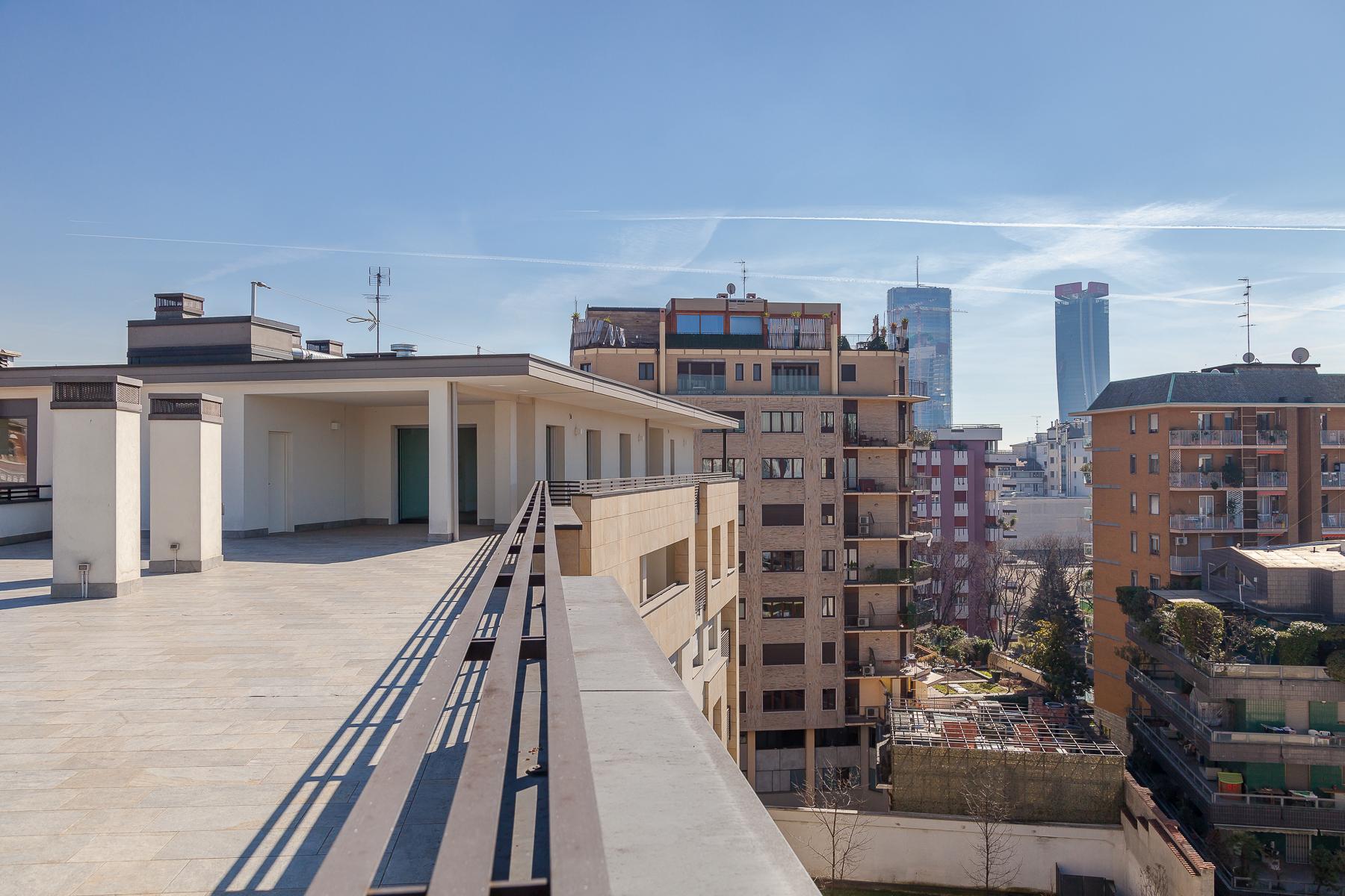 Attico in Vendita a Milano: 4 locali, 200 mq - Foto 25